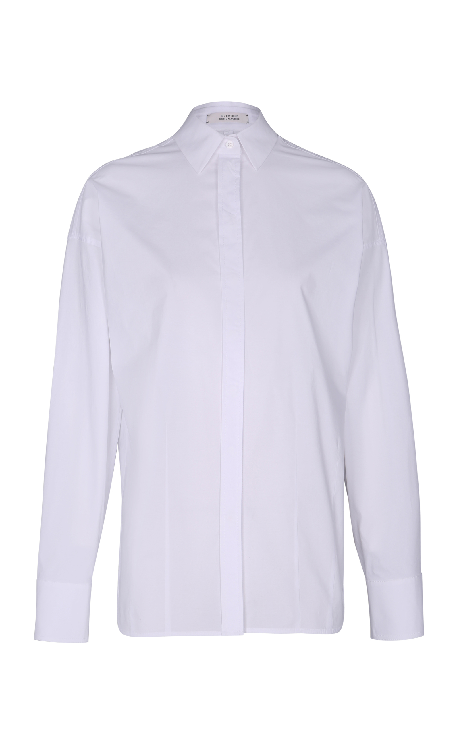 2ae7662e67d48 Casual Chic Classic Blouse by Dorothee Schumacher