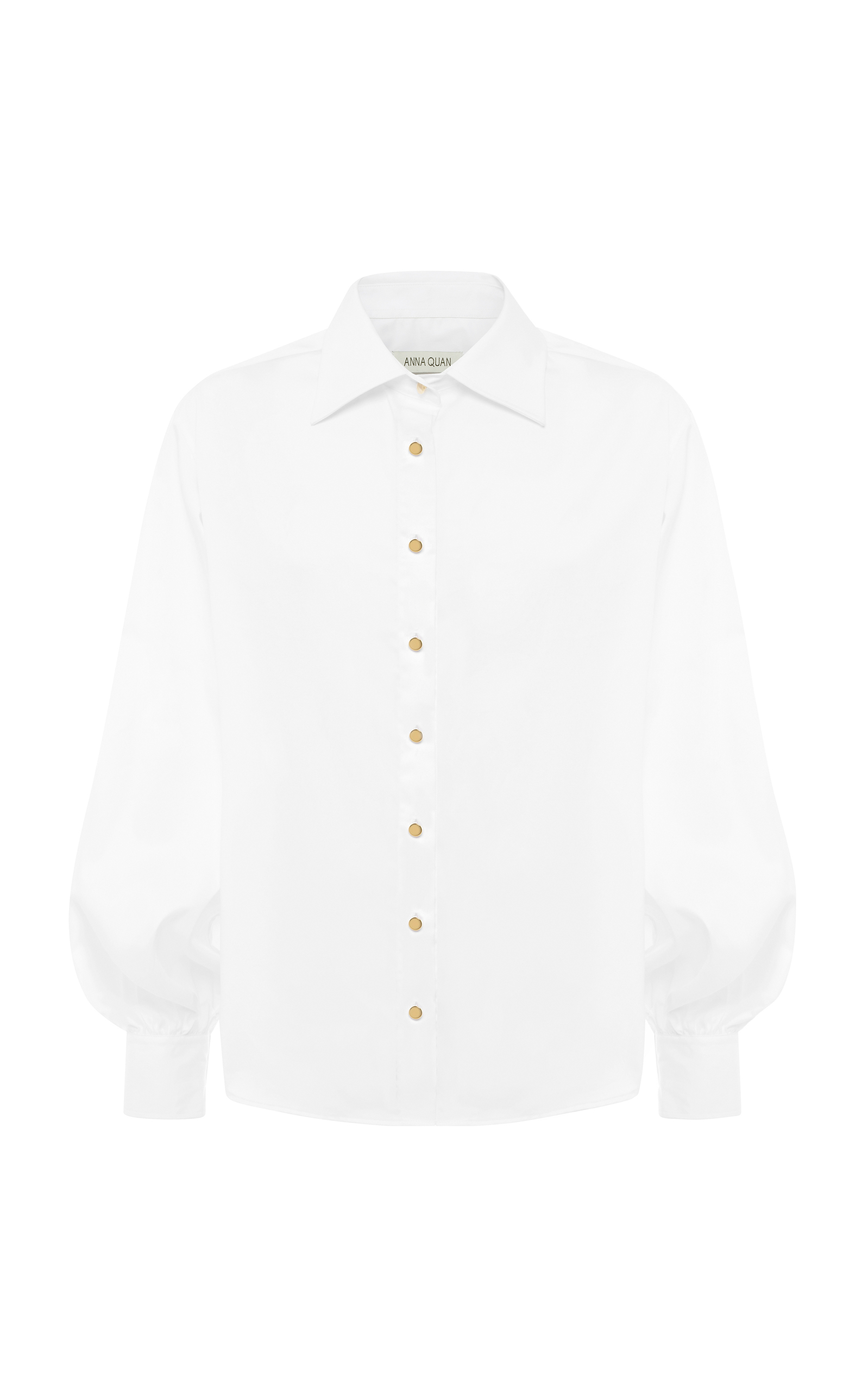 Orly Button Up Shirt by Anna Quan