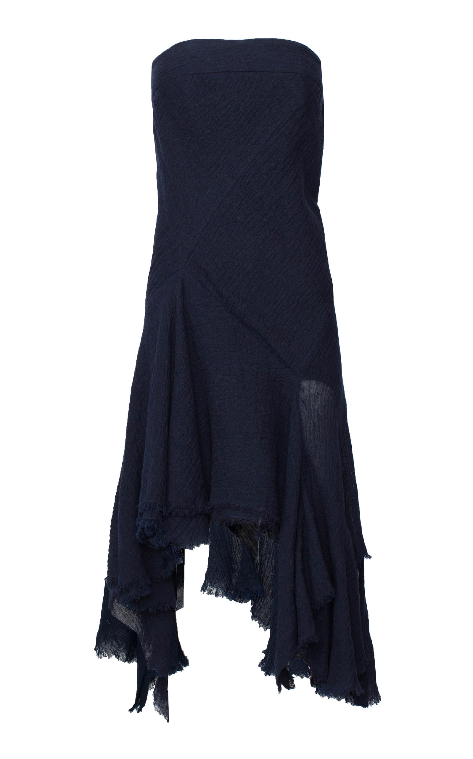 Faithful Keeper Strapless Dress