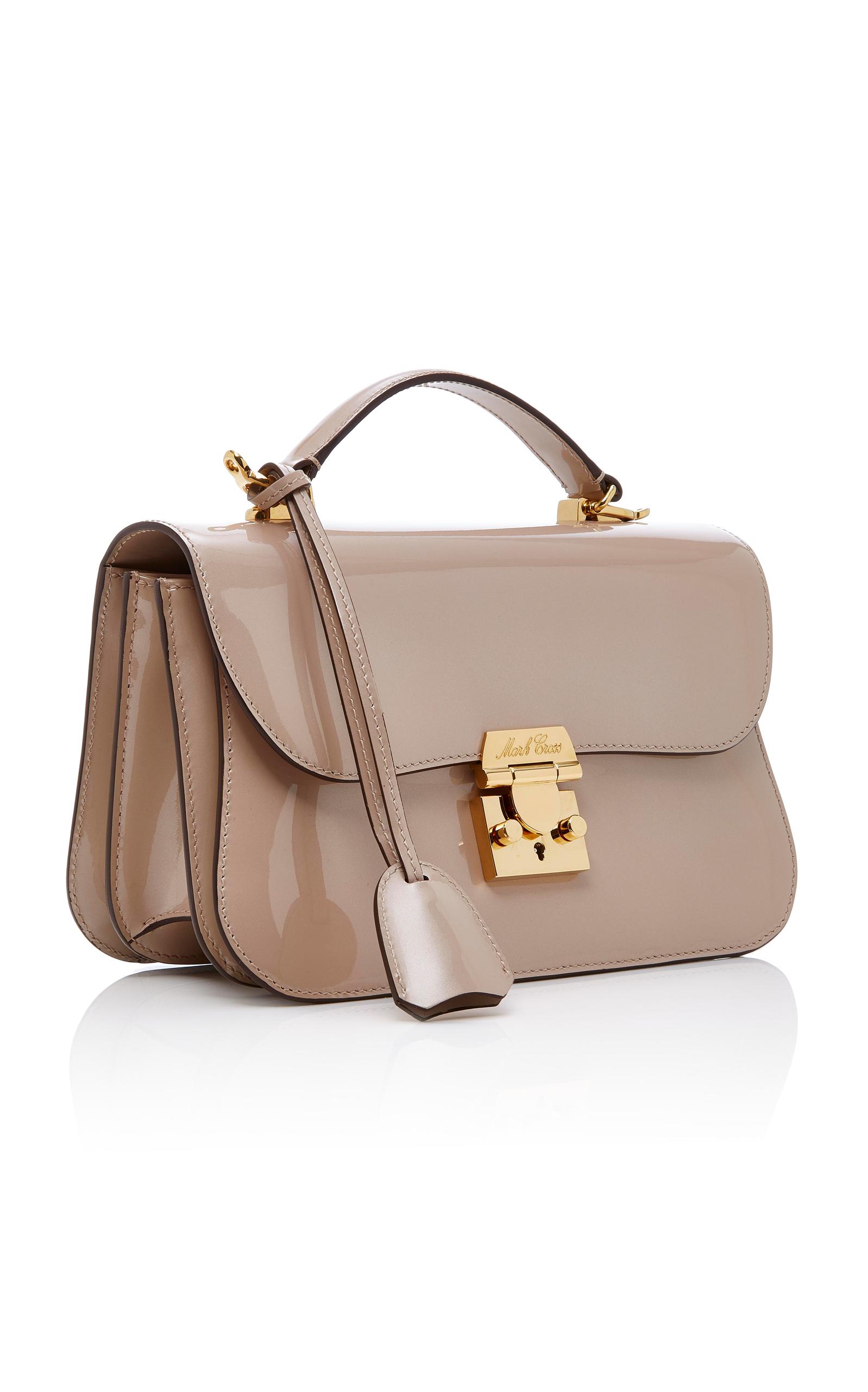 Dorothy leather shoulder bag Mark Cross R6wxTQn