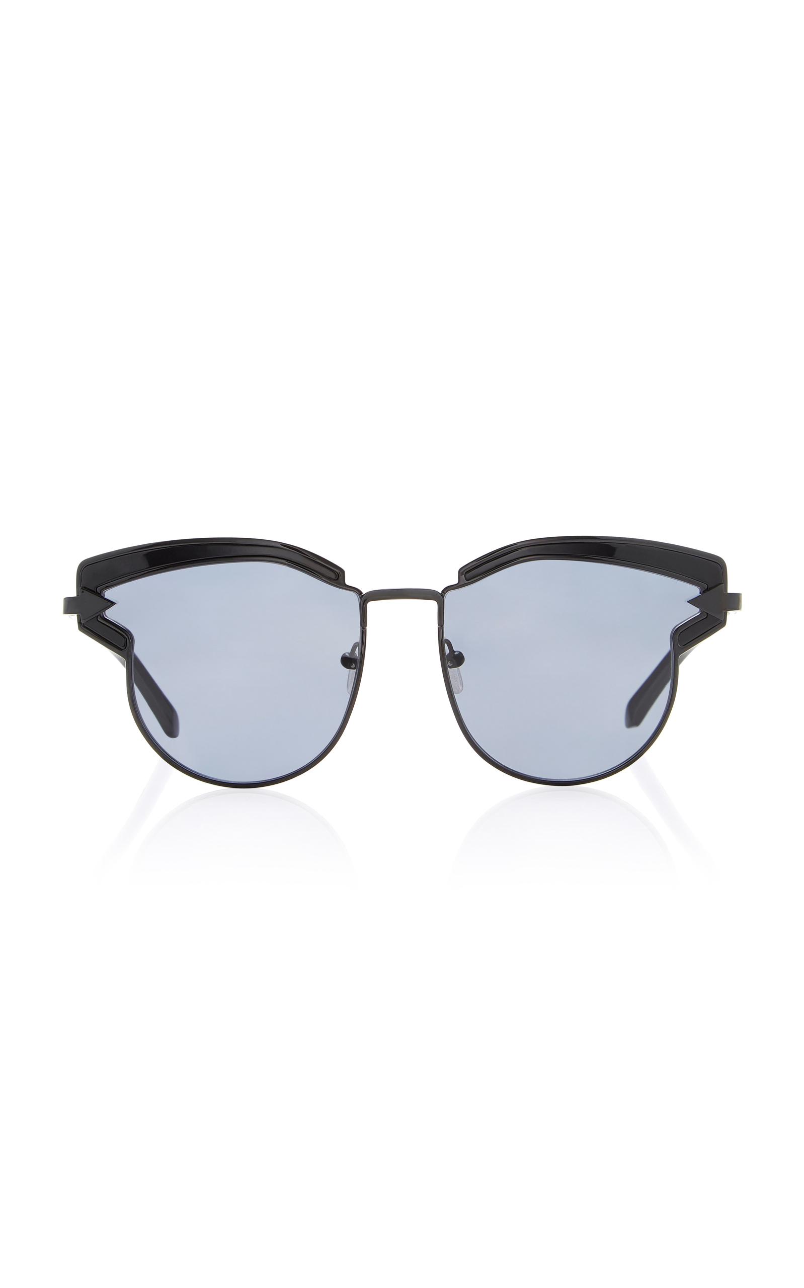 Superstar Felipe Cat-Eye Acetate Sunglasses Karen Walker pDBkttB