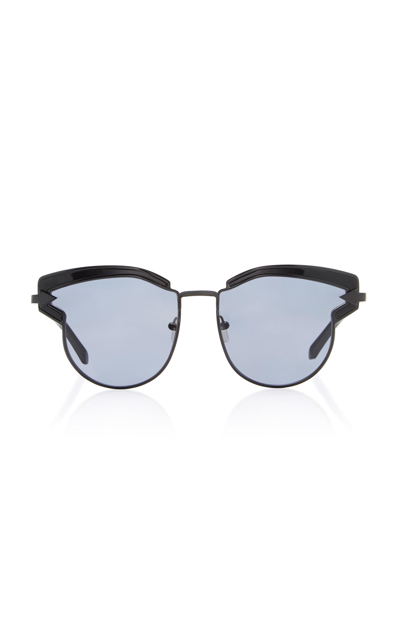 791a7b9aa6be Superstar Felipe Cat-Eye Acetate Sunglasses by Karen Walker