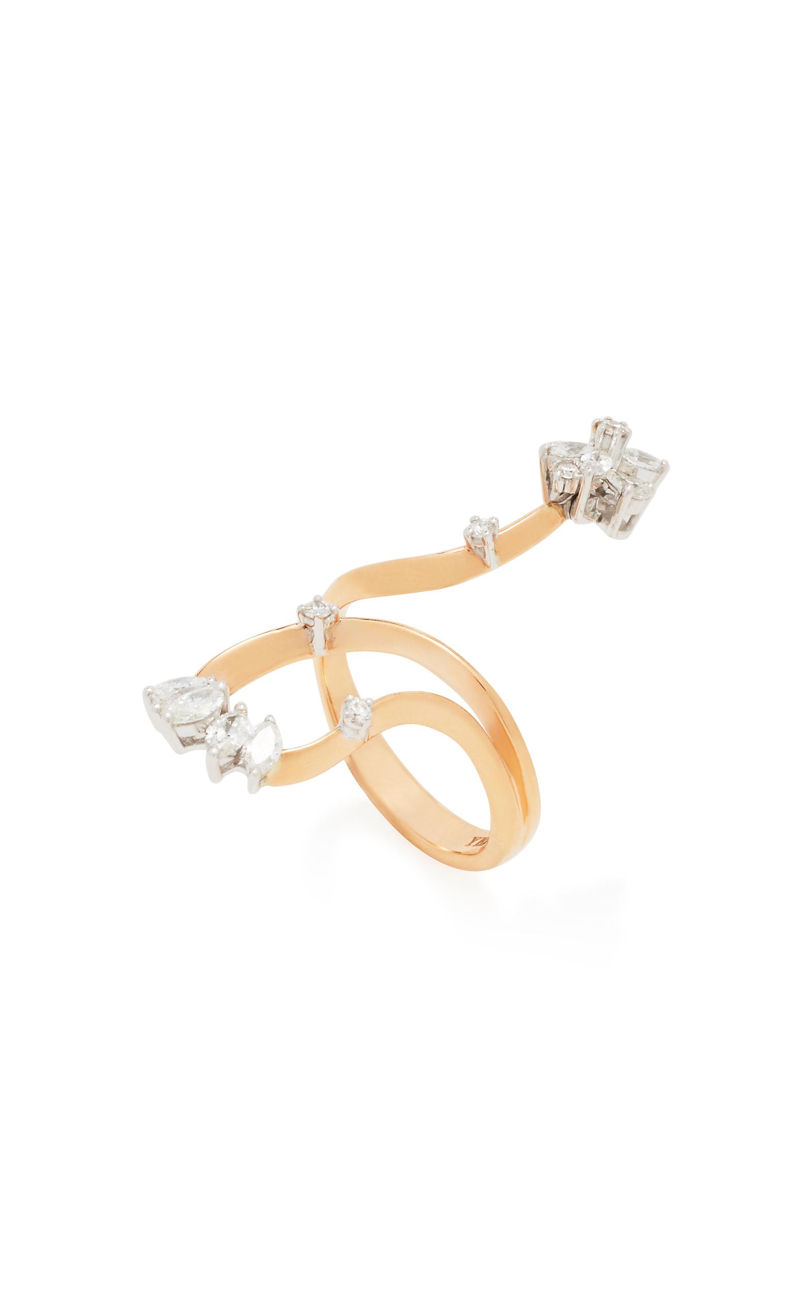 Pink Starda Wrap Ring Yeprem AV4CqI