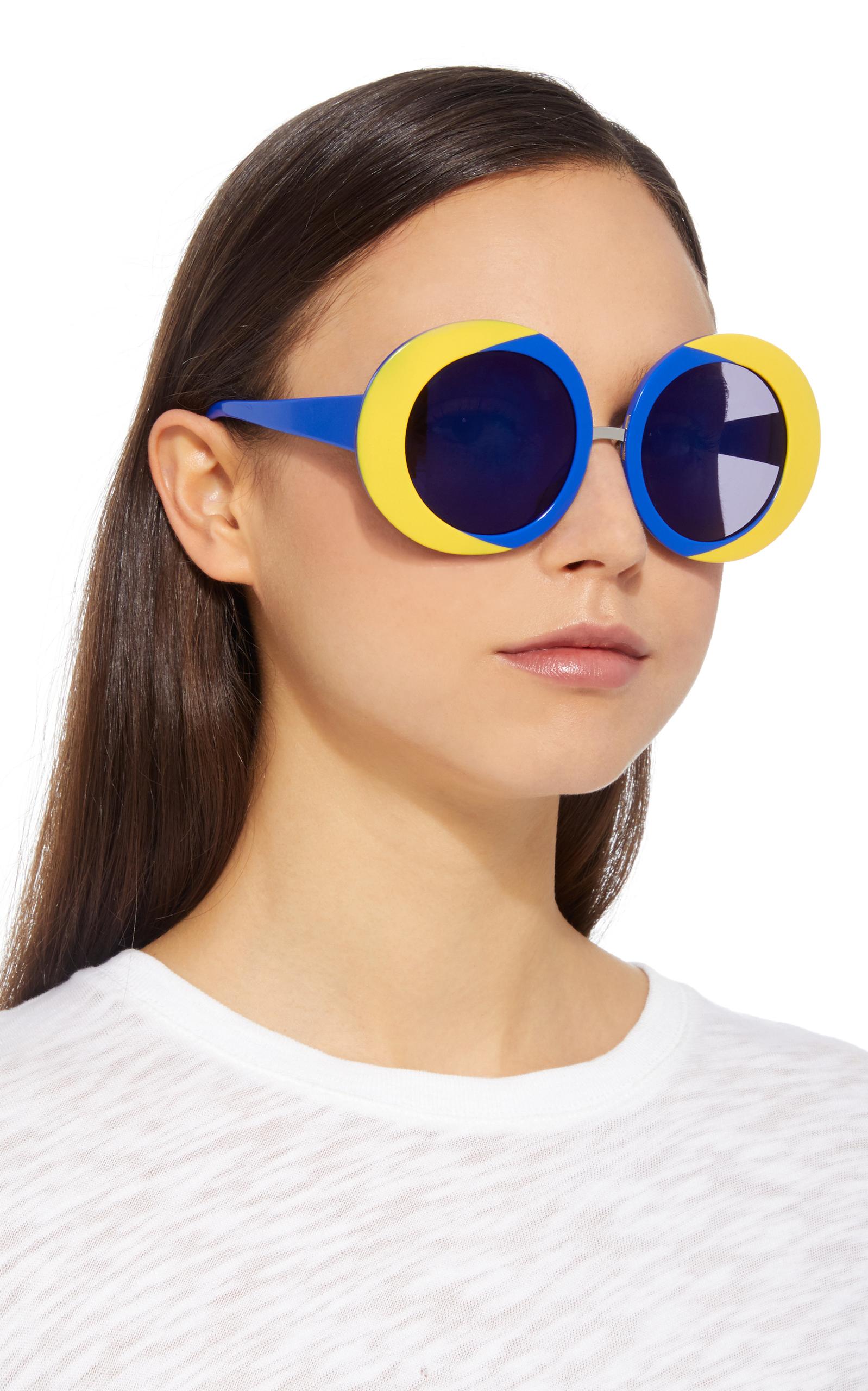 608fe23ac3a Moon Sunglasses by Agatha Ruiz de la Prada