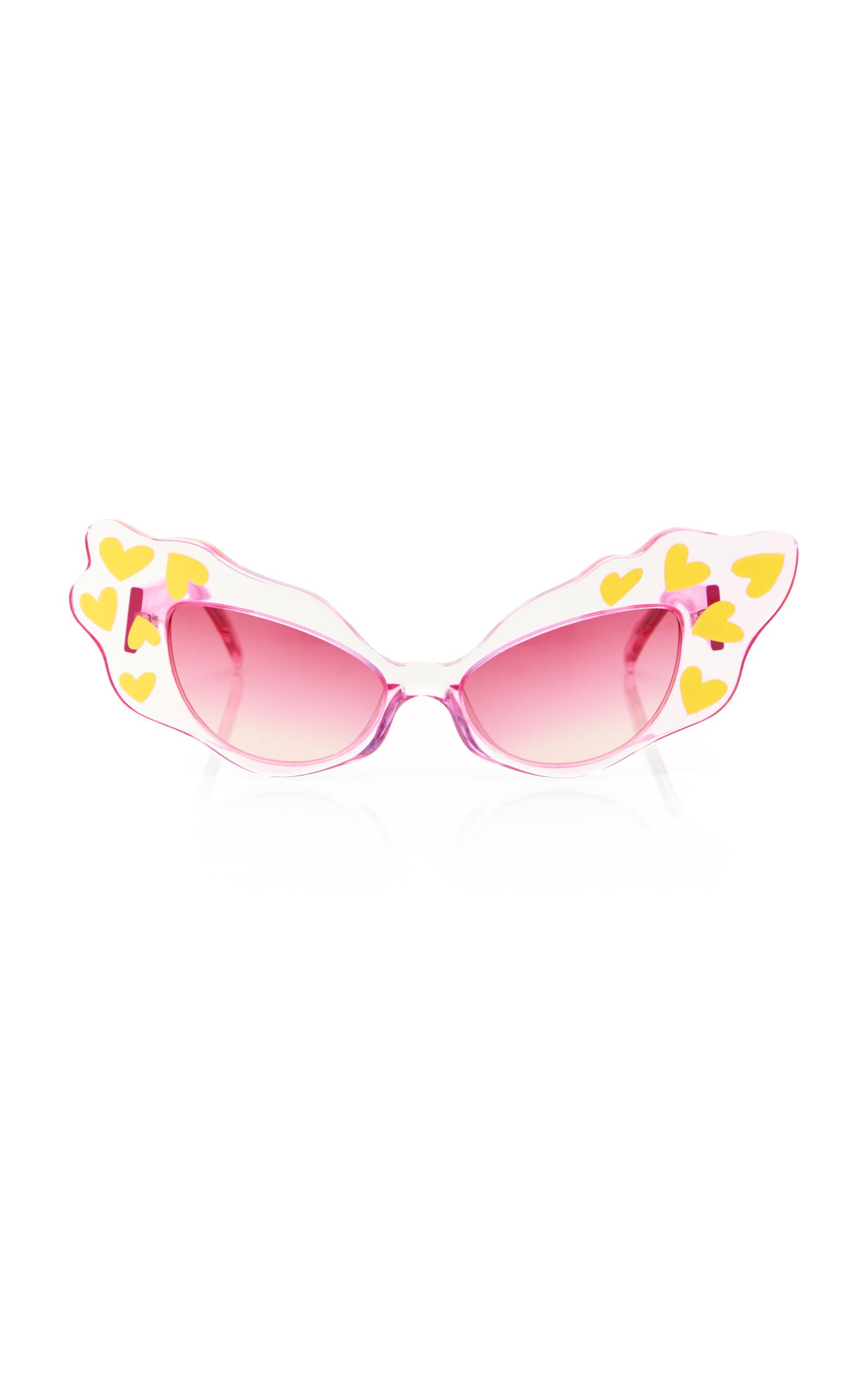 9273512f01 Agatha Ruiz de la PradaCat-eye Sunglasses. CLOSE. Loading