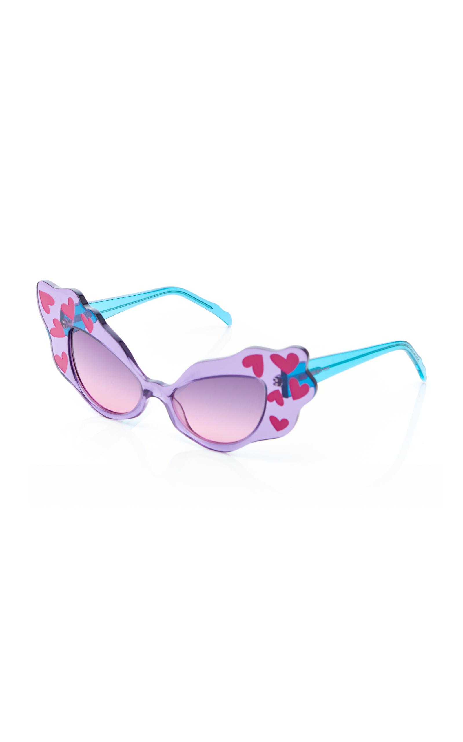 d8eb76dbde Cat-eye Sunglasses by Agatha Ruiz de la Prada