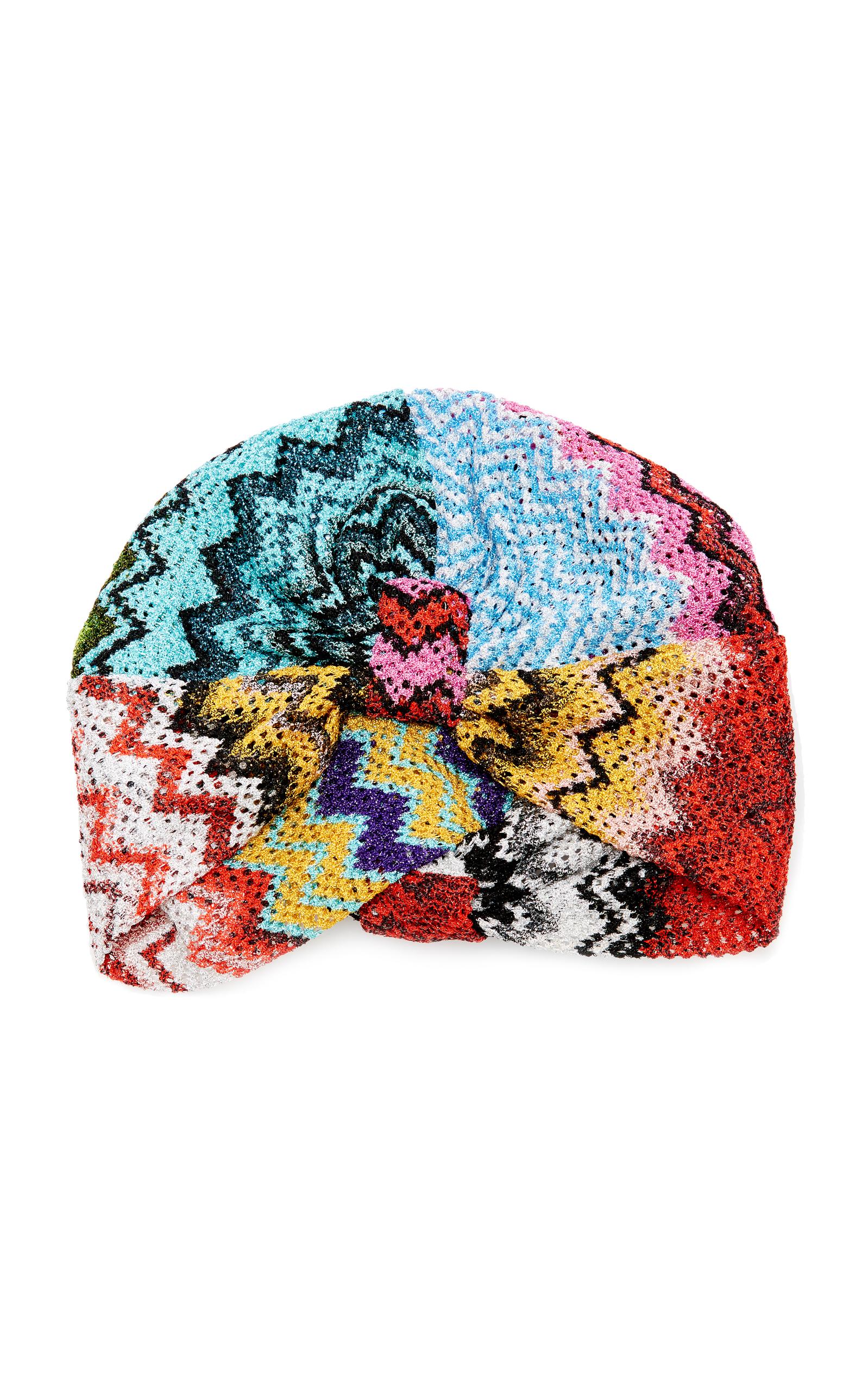 Chapeau Brodé Multi-print - Missoni Multicouleur tVDjVynz