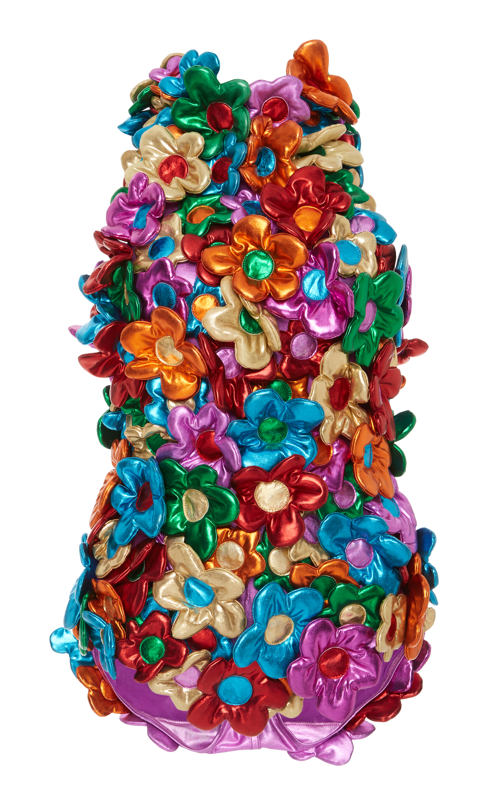 aff2f84b2e1 Metallic Flower Body Suit by Agatha Ruiz de la Prada | Moda Operandi