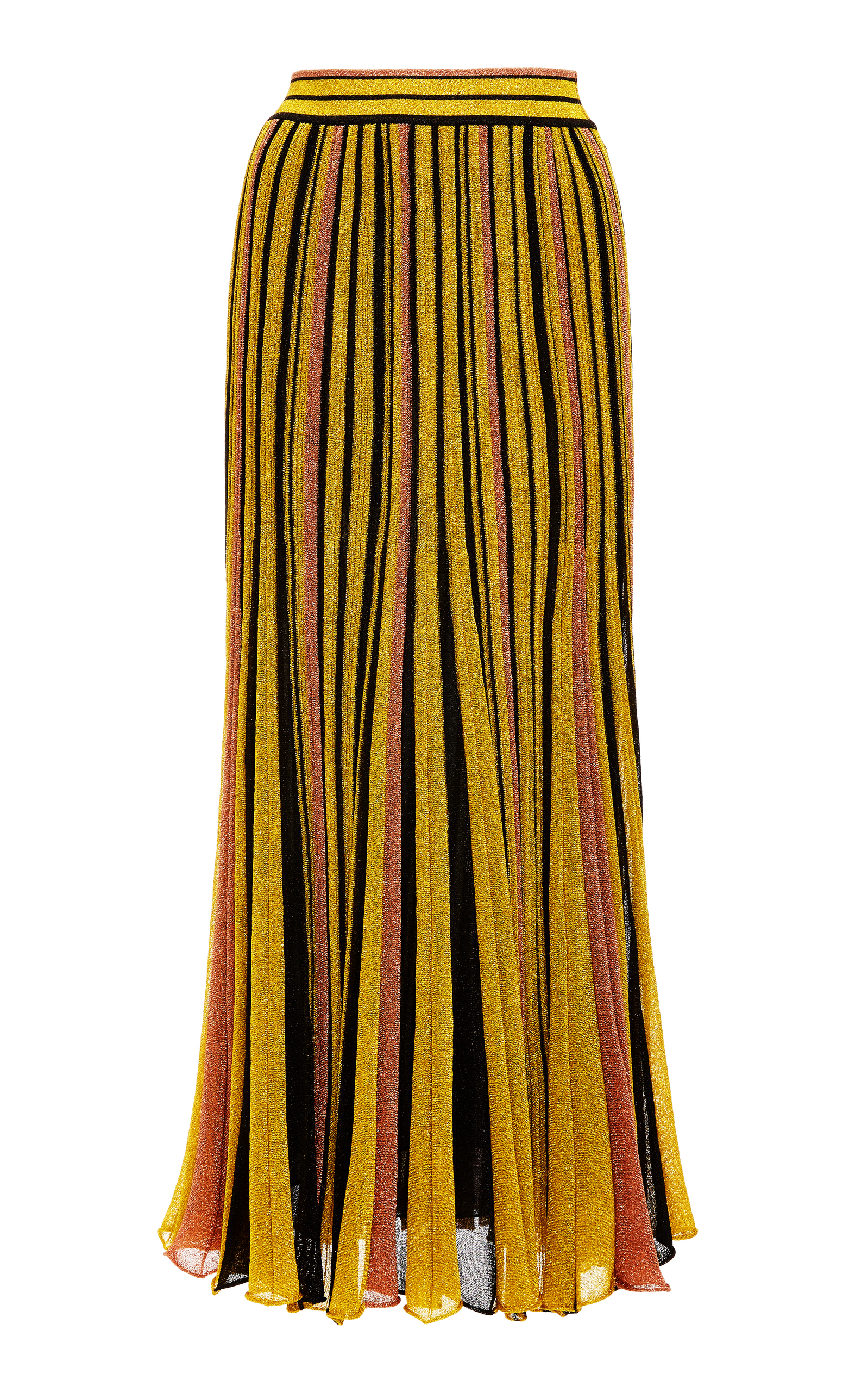 371e6bdd14 Pleated Midi Skirt by Missoni | Moda Operandi