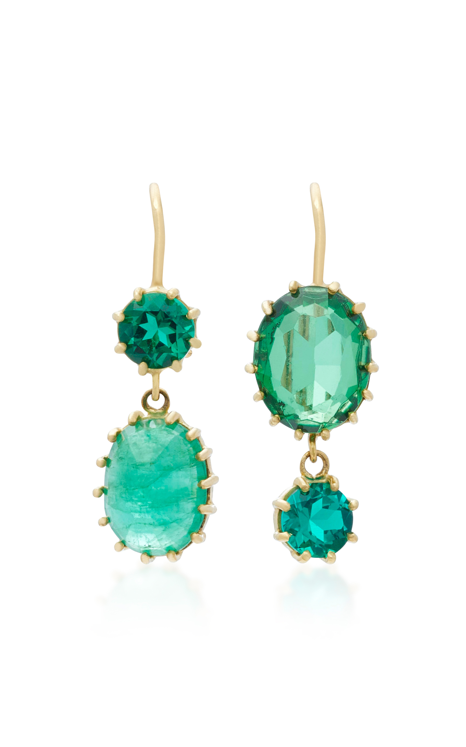 e halo ellipse london by ebneh earrings designer stone jewellery fine emerald uk drop la