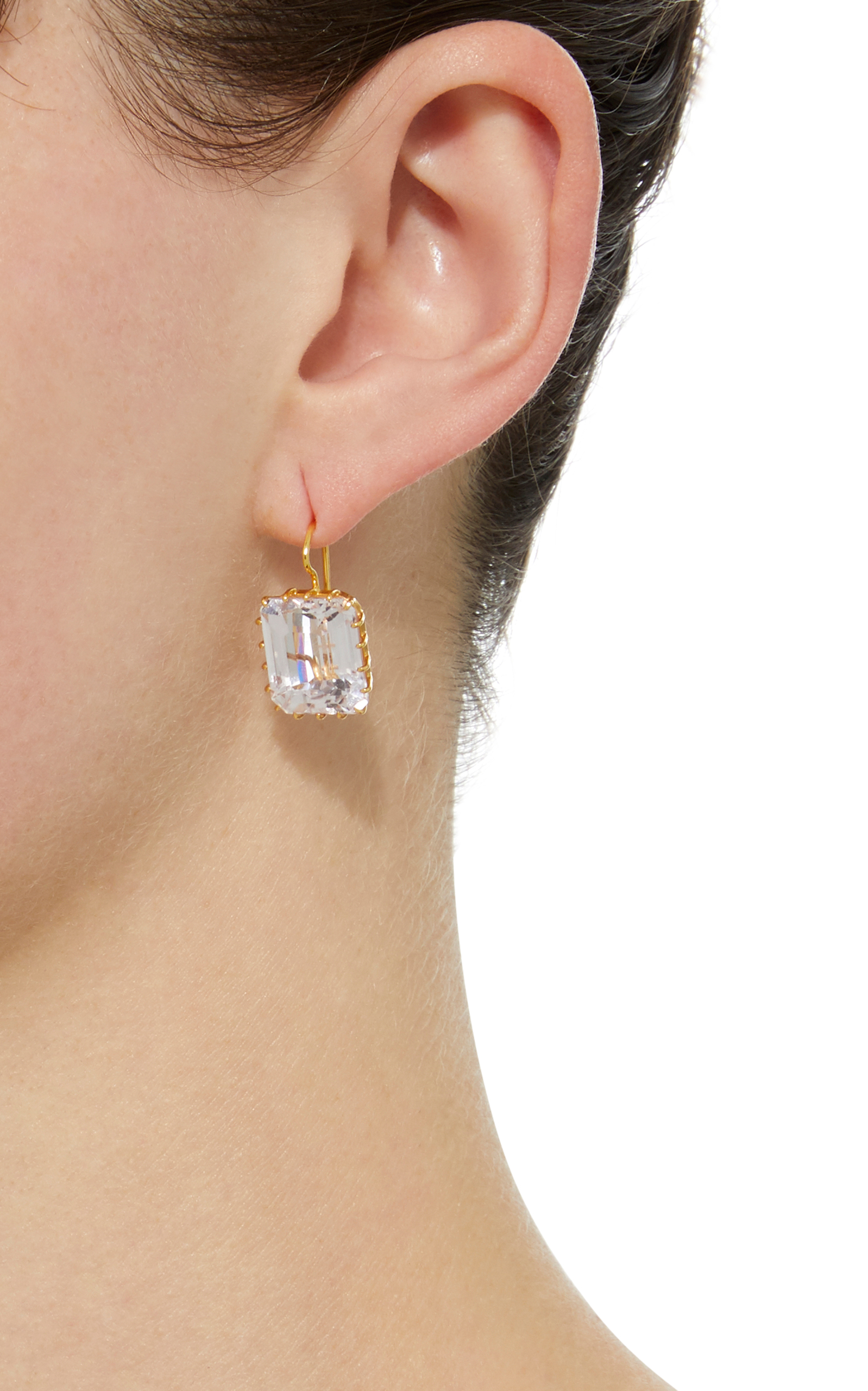 gibbings daniel jewelry earrings handcrafted shop drops fine kunzite