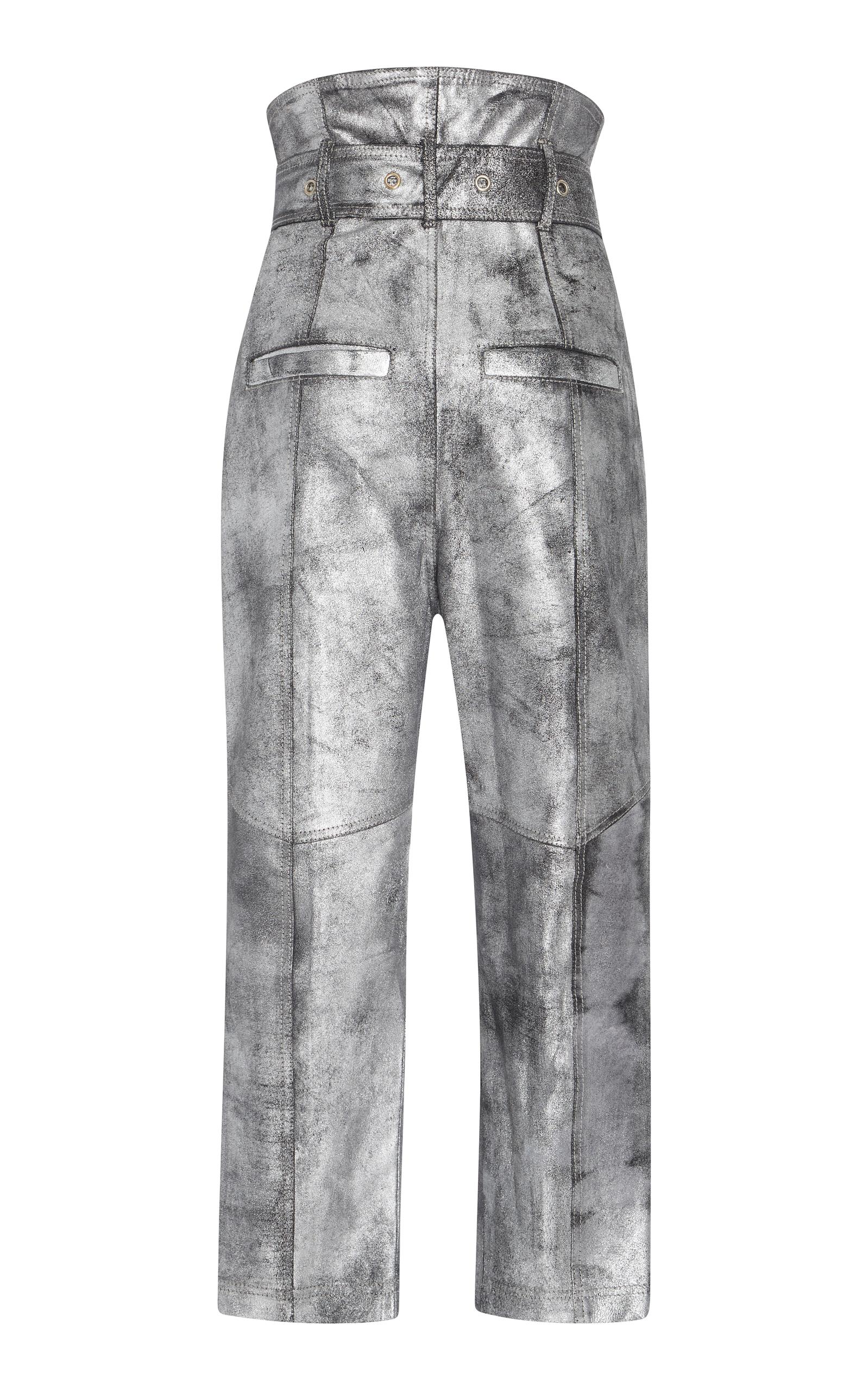 MARISSA WEBB Leathers Anniston Leather Pant