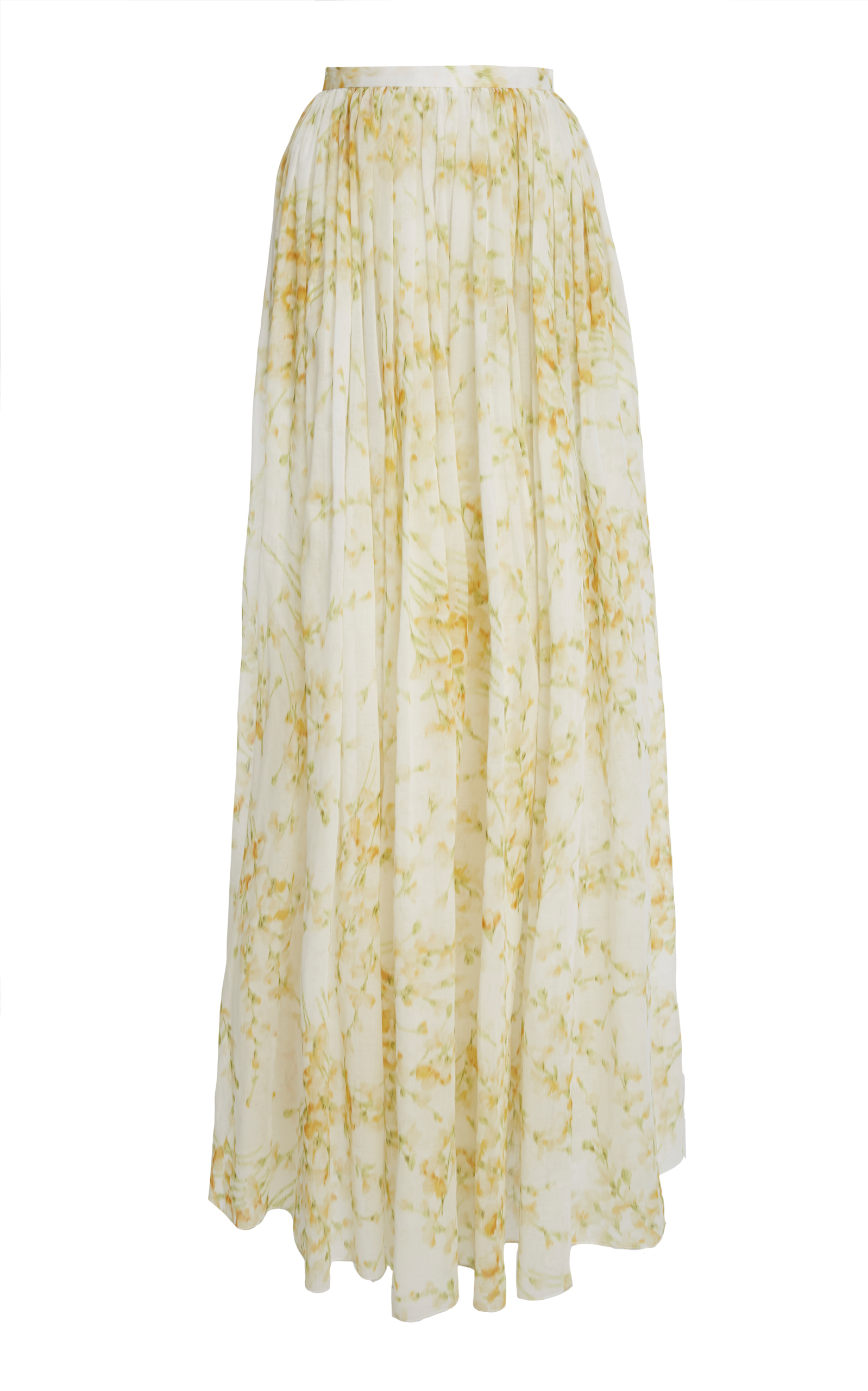 Sade A-Line Cotton Skirt by Brock Collection | Moda Operandi