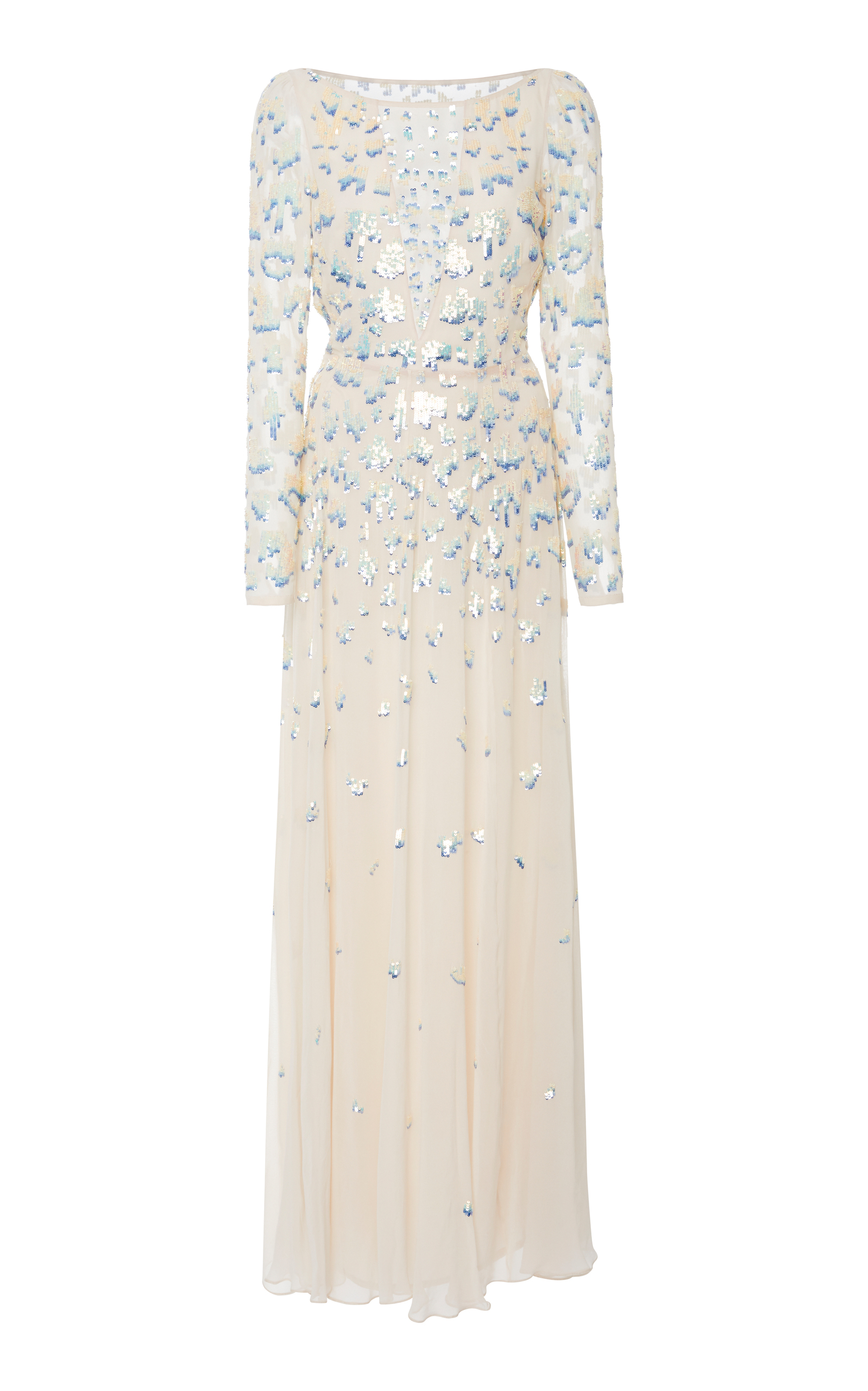 668f1e928bd5 Celestial Long Dress by Temperley London | Moda Operandi