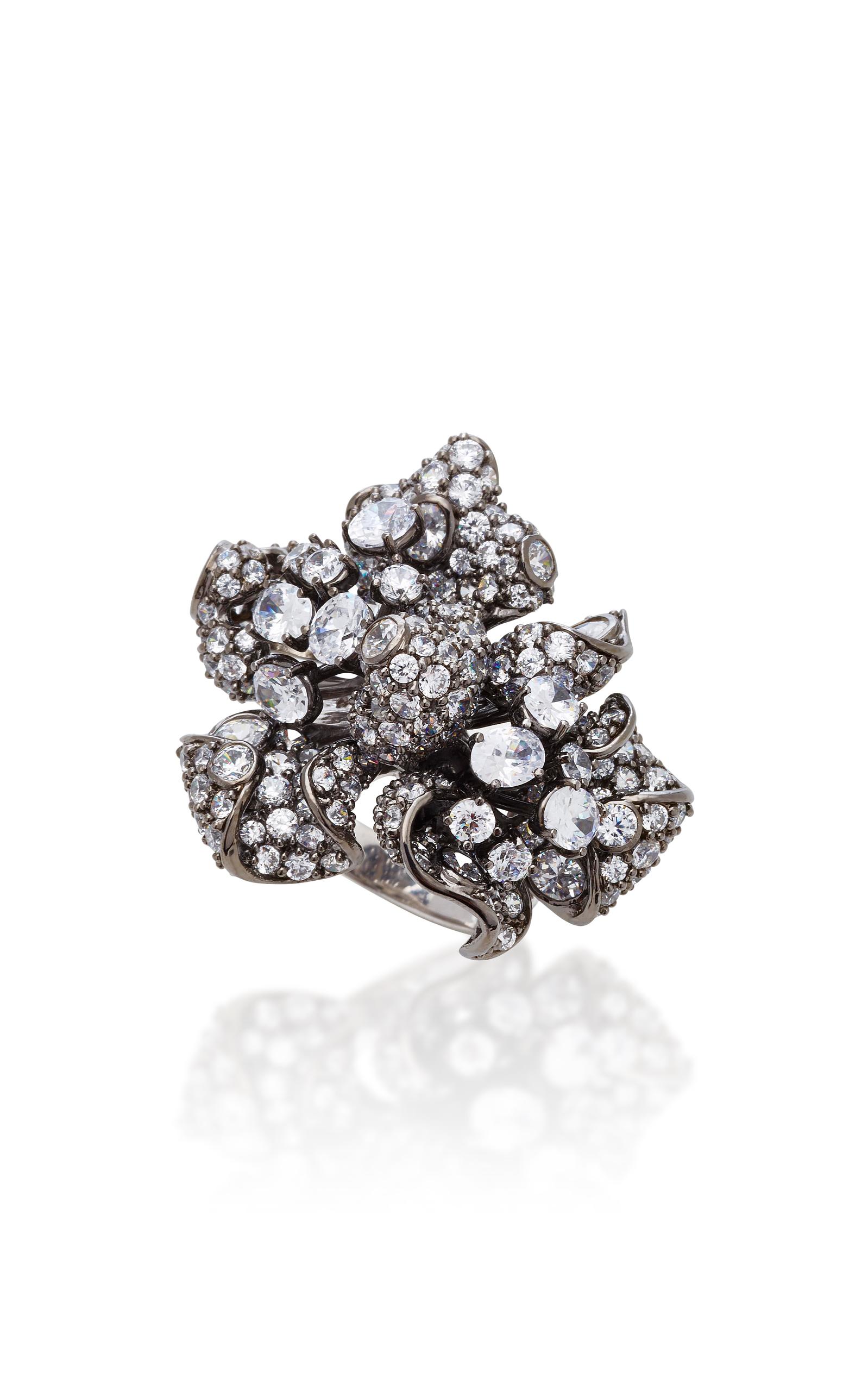 Bloomingdale 18k Bague En Diamant D'or Anabela Chan wp8Wes
