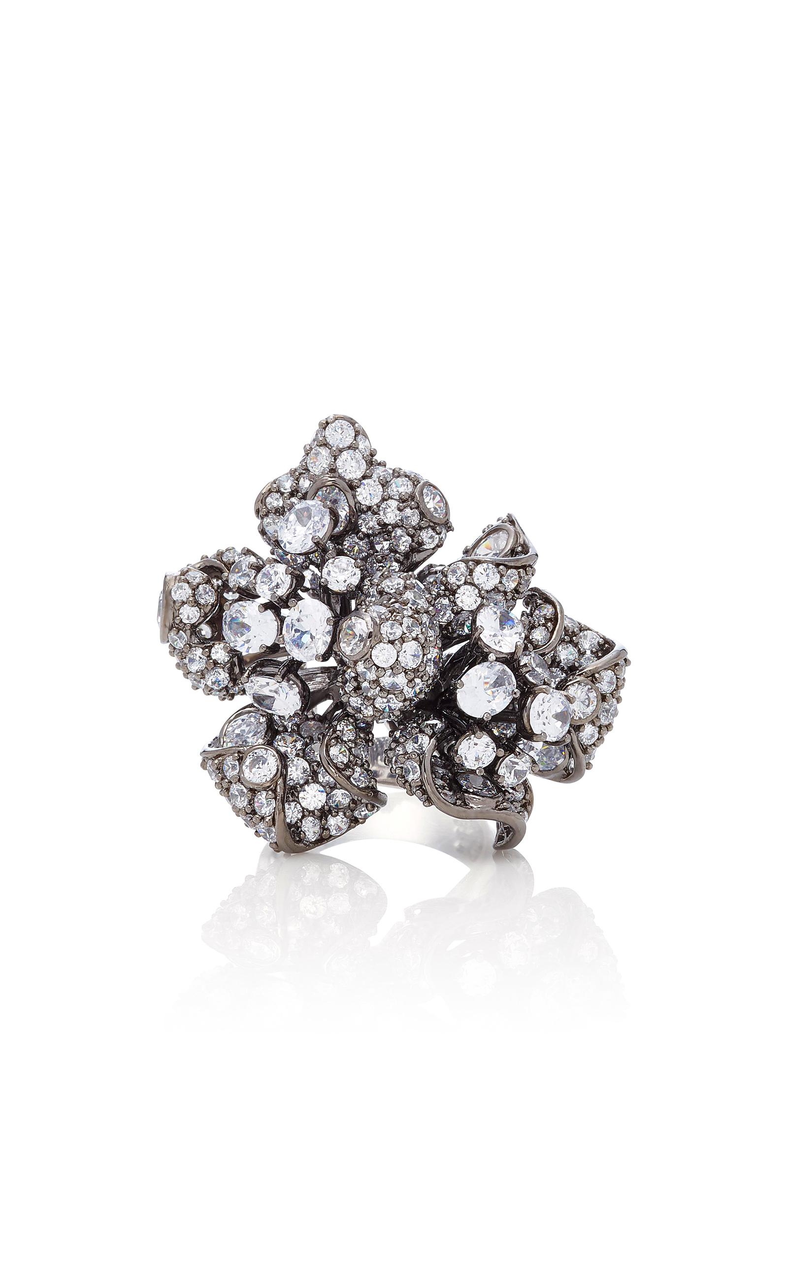 Bloomingdale 18K Gold Diamond Ring Anabela Chan I9WKHpUhuO