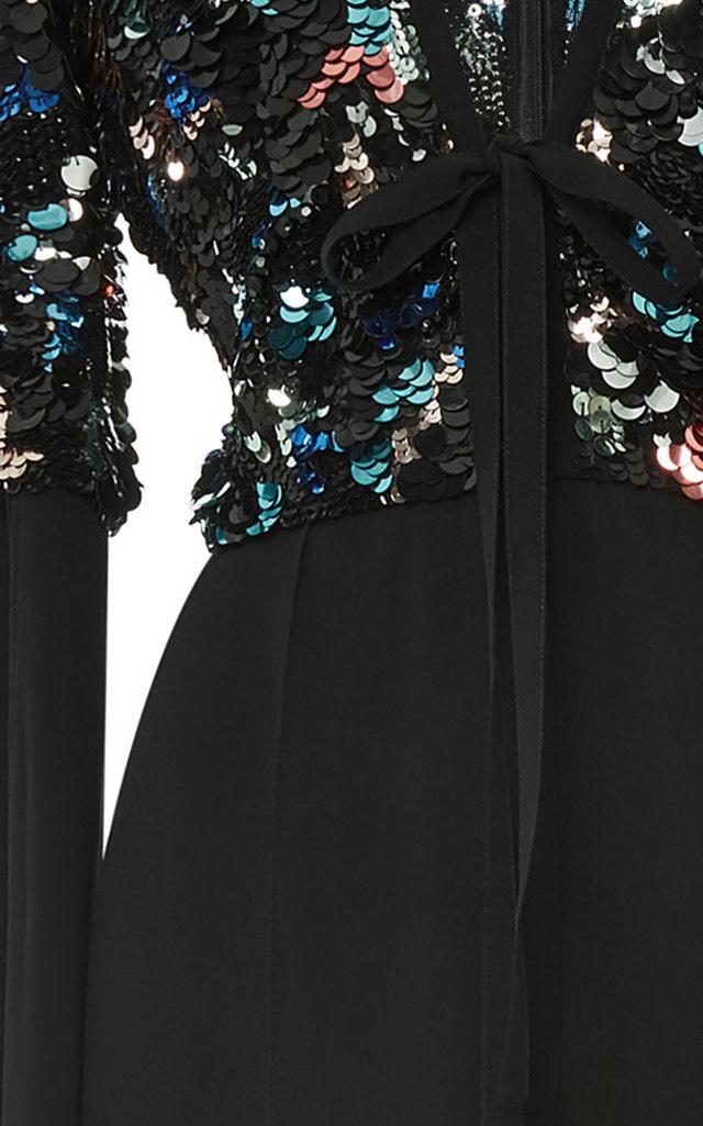 afc29bbcf86c Elie SaabBell Sleeve Jumpsuit. CLOSE. Loading. Loading. Loading