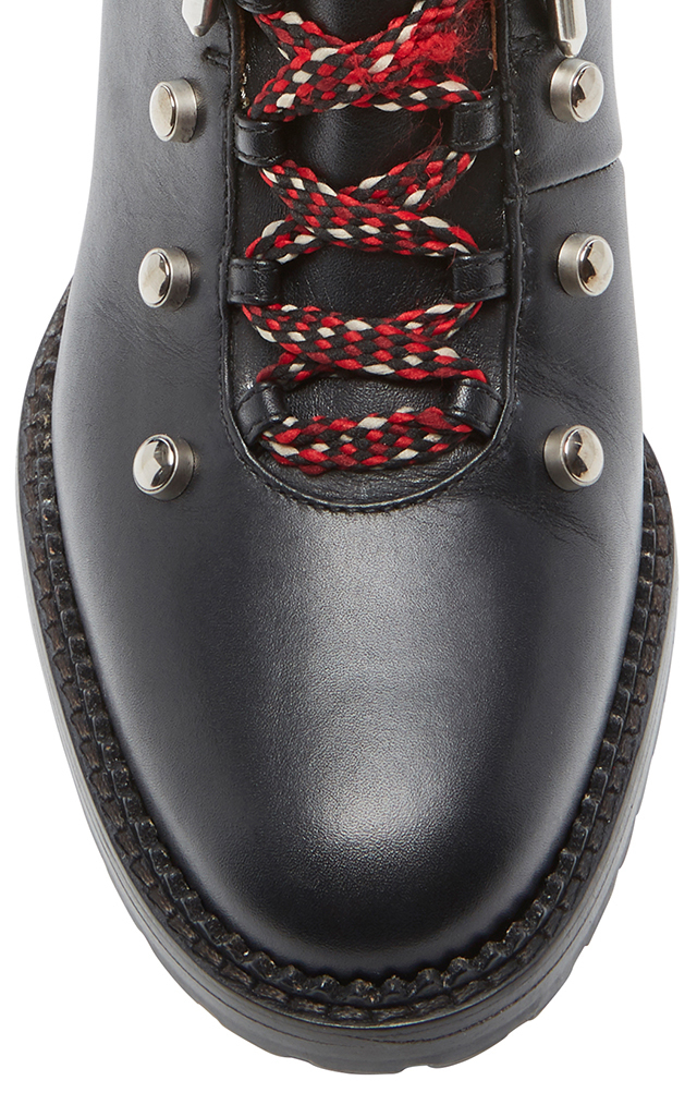 db3ad309b258f AquazzuraHiker Leather Ankle Boots. CLOSE. Loading. Loading. Loading.  Loading. Loading. Loading