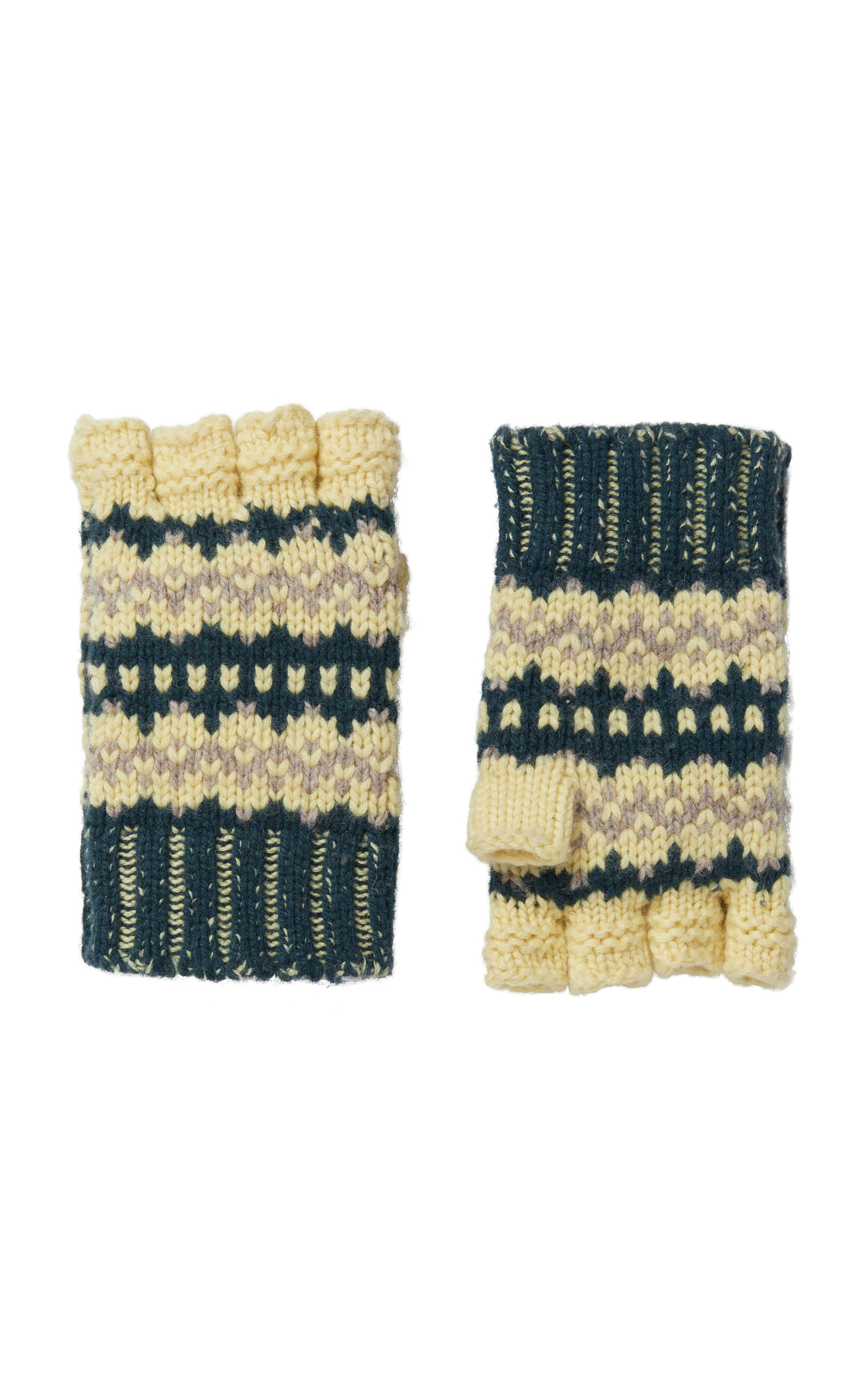 5d0c6e3779c Fairisle Glove by Burberry