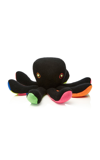 The Elder StatesmanOctopus Cashmere Toy