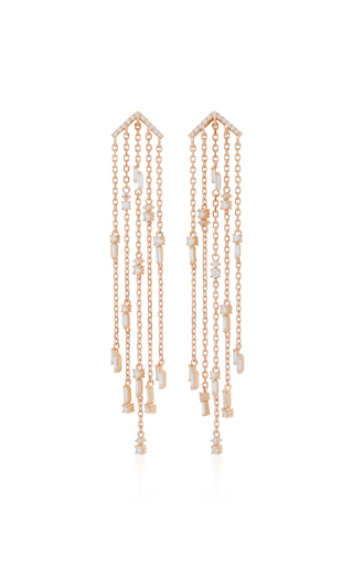 18k rose gold diamond chandelier earrings by suzanne kalan moda 18k rose gold diamond chandelier earrings by suzanne kalan moda operandi mozeypictures Image collections
