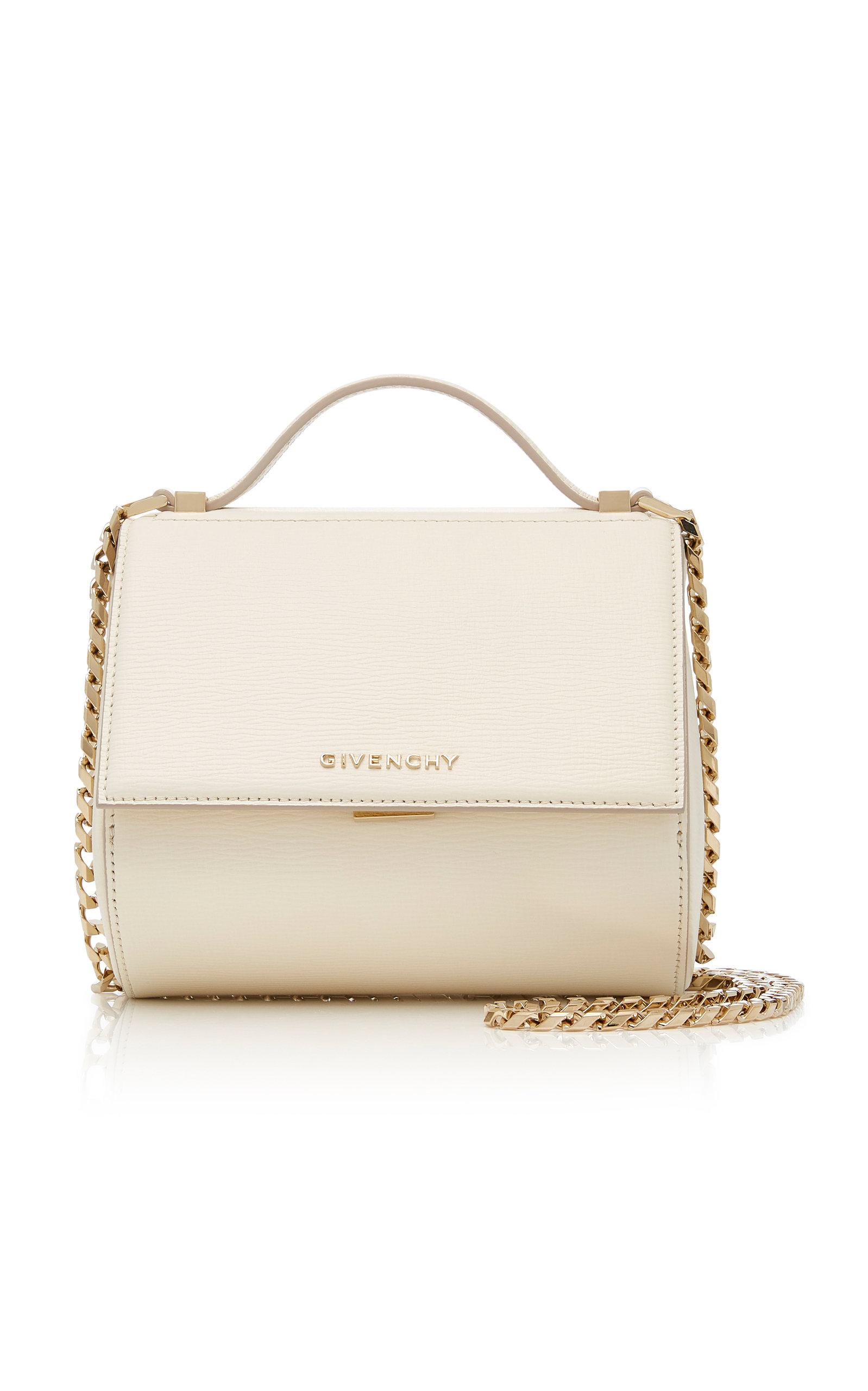 dcc49d2e53a Mini Pandora Box Leather Shoulder Bag by Givenchy   Moda Operandi