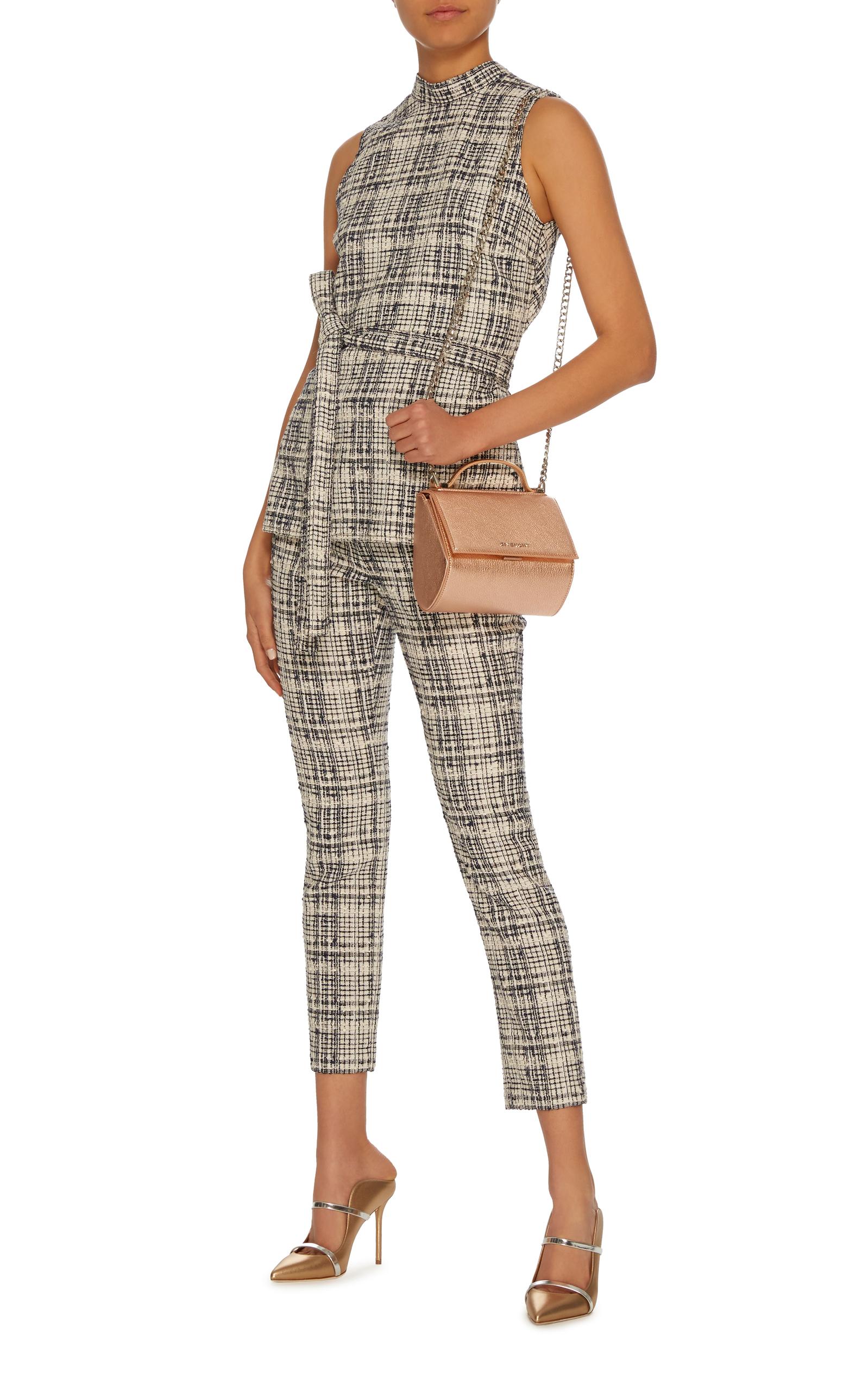 Mini Pandora Box Leather Shoulder Bag by Givenchy  c7e28bf0231e1