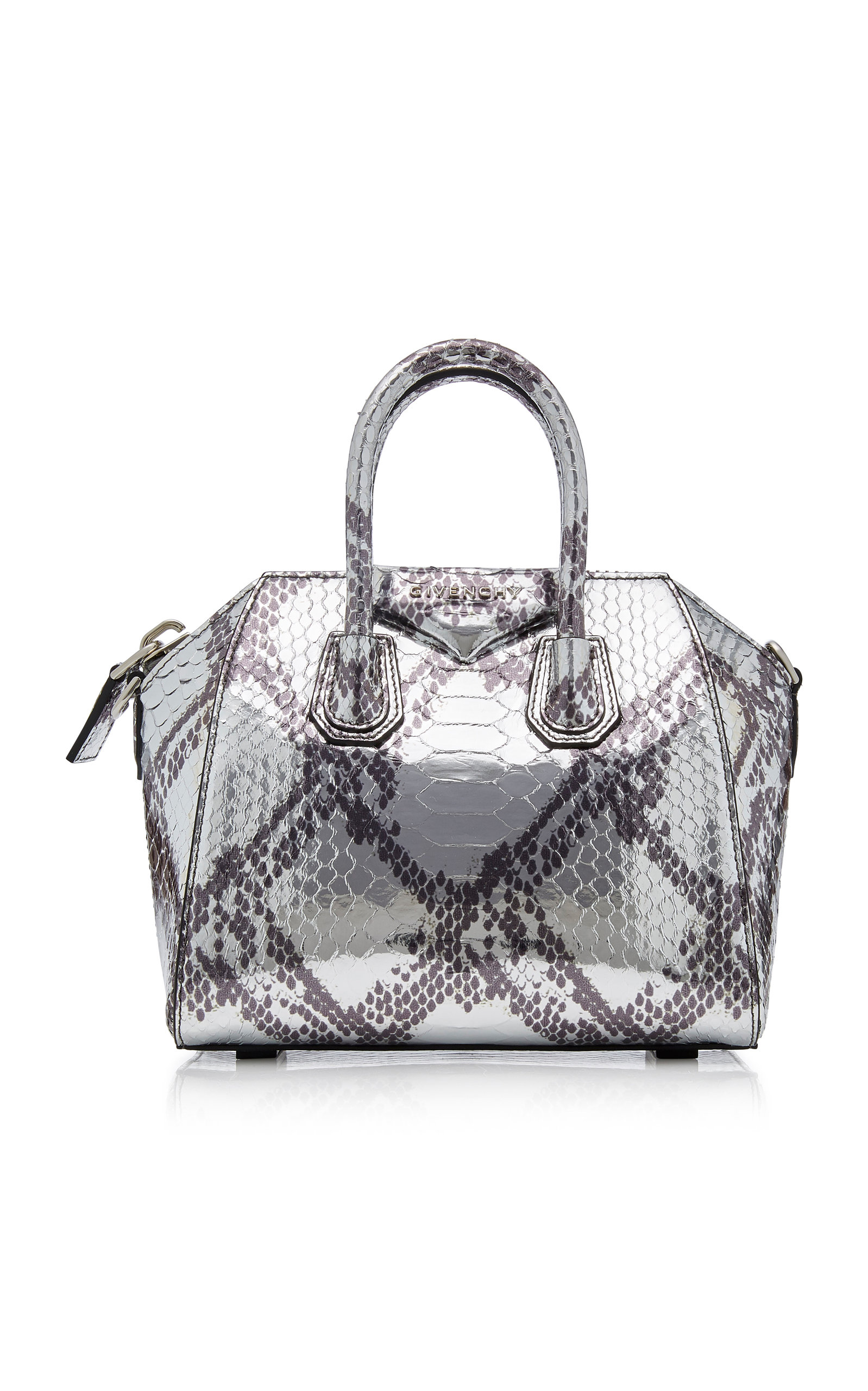 a030d8a4813b Antigona Python Shoulder Bag by Givenchy