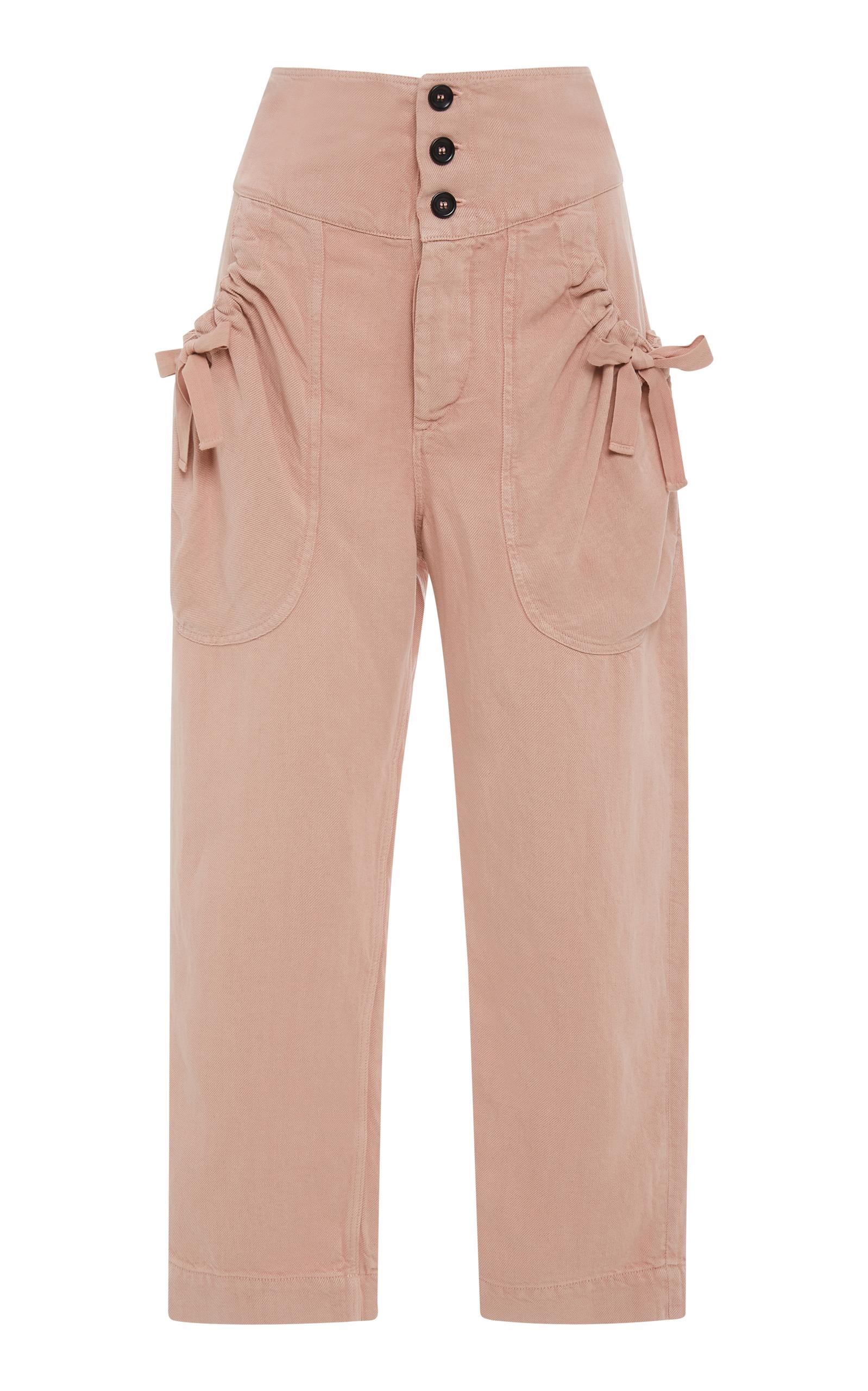 Weaver Pocket Straight-Leg Trouser Isabel Marant cfeCxICp
