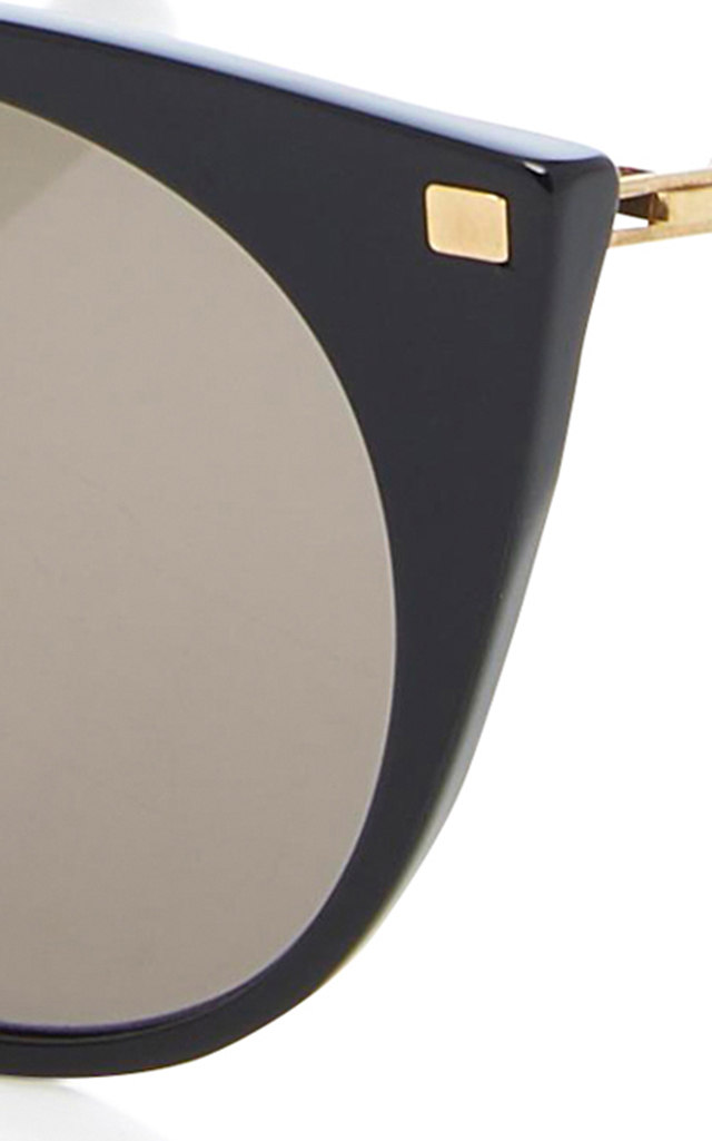Desna Gold-Tone and Acetate Round-Frame Sunglasses Mykita UE6YJ0UVuC