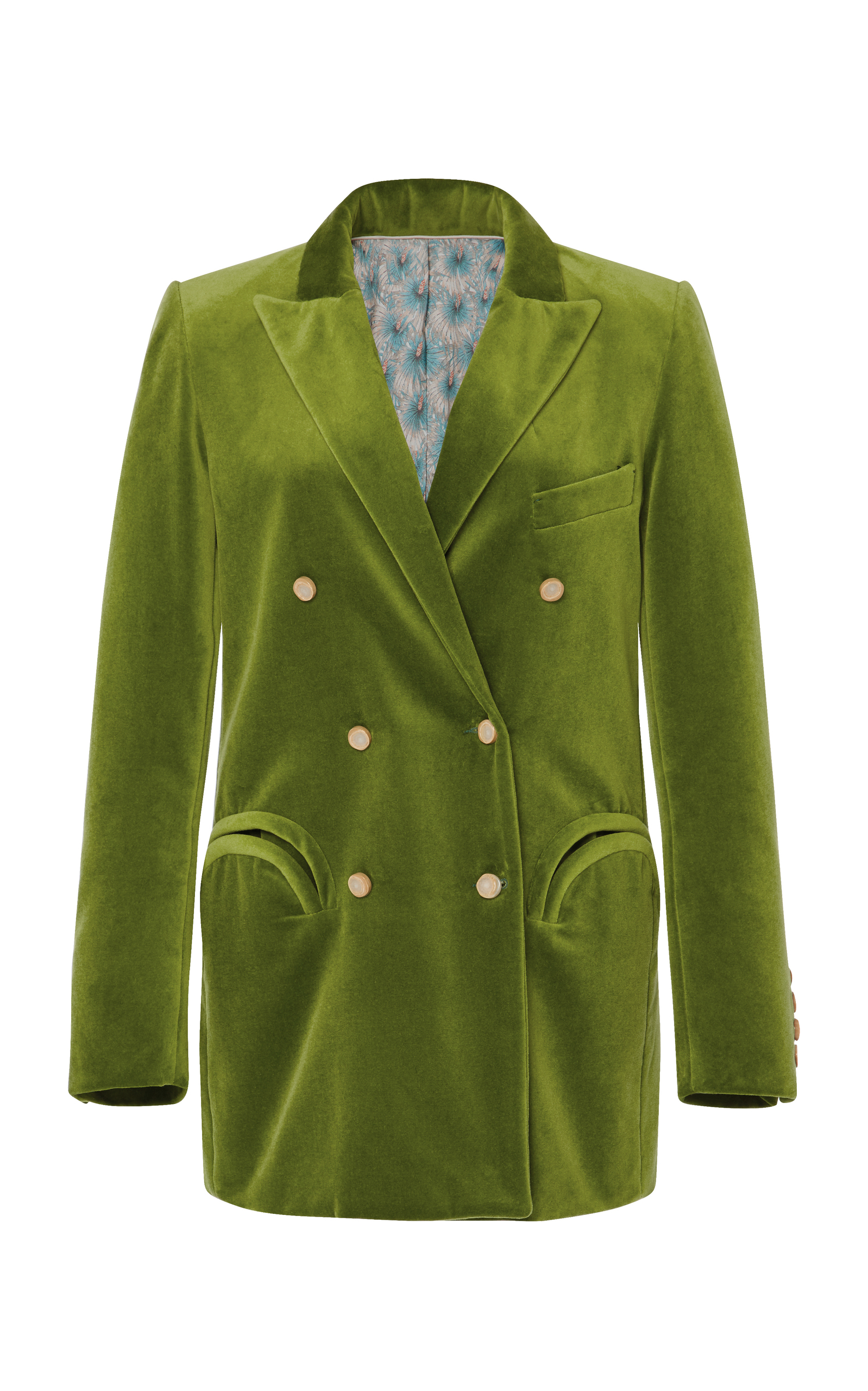 Blazé Milano JEALOUSY AVOCADO PLAIN EVERYDAY BLAZER