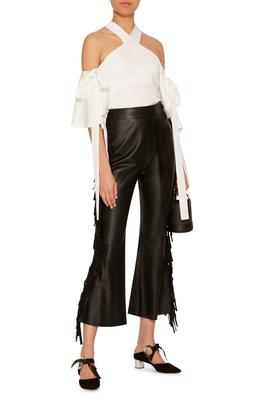 Tomahawk Fringed Leather Pant Ellery DRC1EVCni