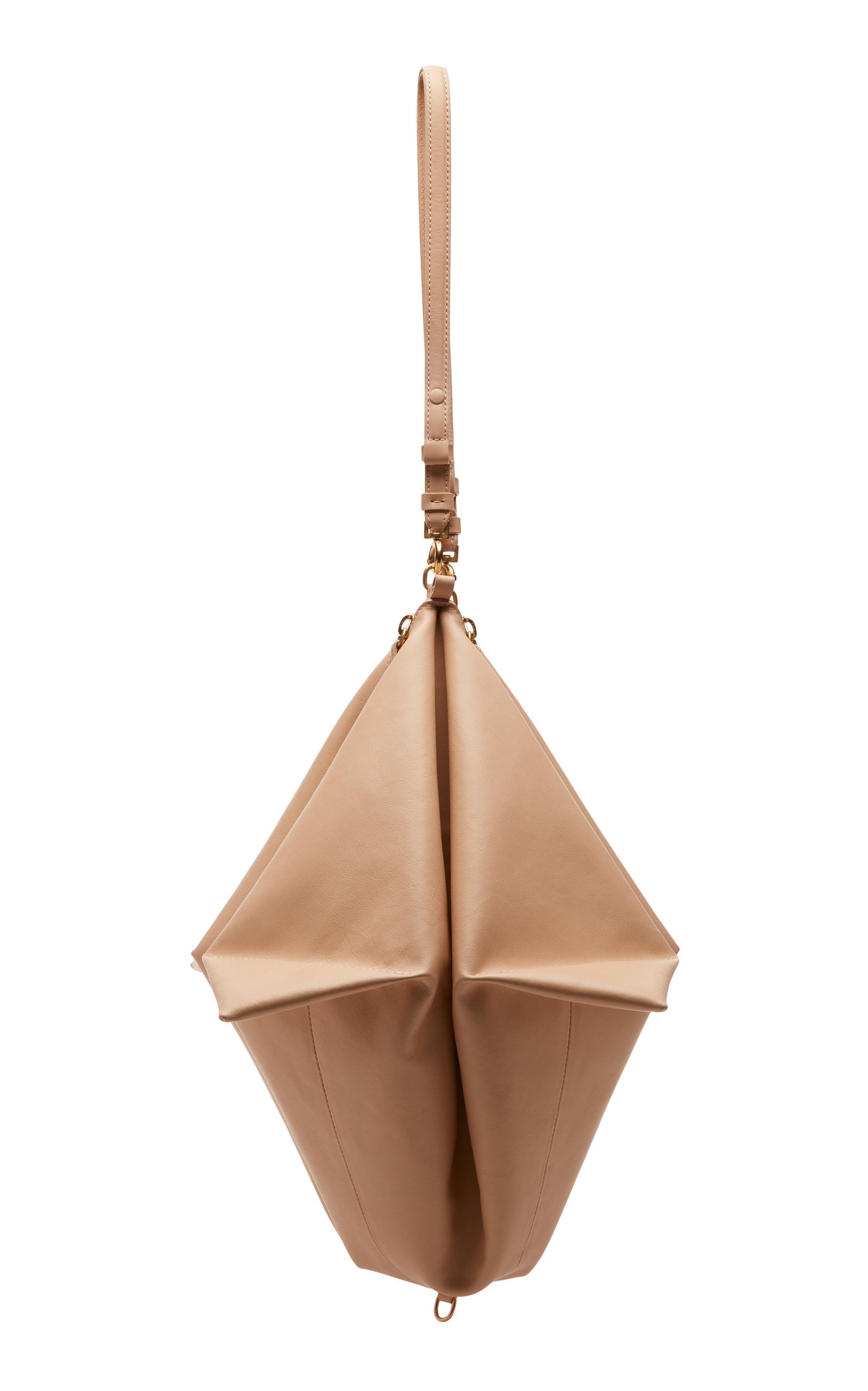 Womens Origami Mini Leather Convertible Bag Maison Martin Margiela 5pdAi