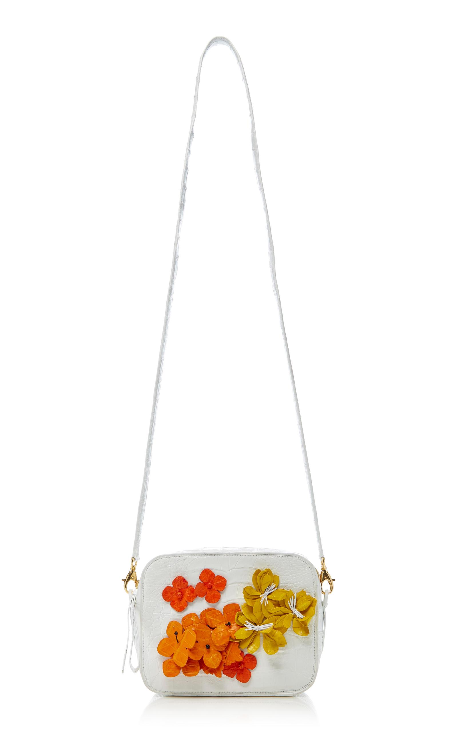 NANCY GONZALEZ Floral Camera Bag | ModeSens