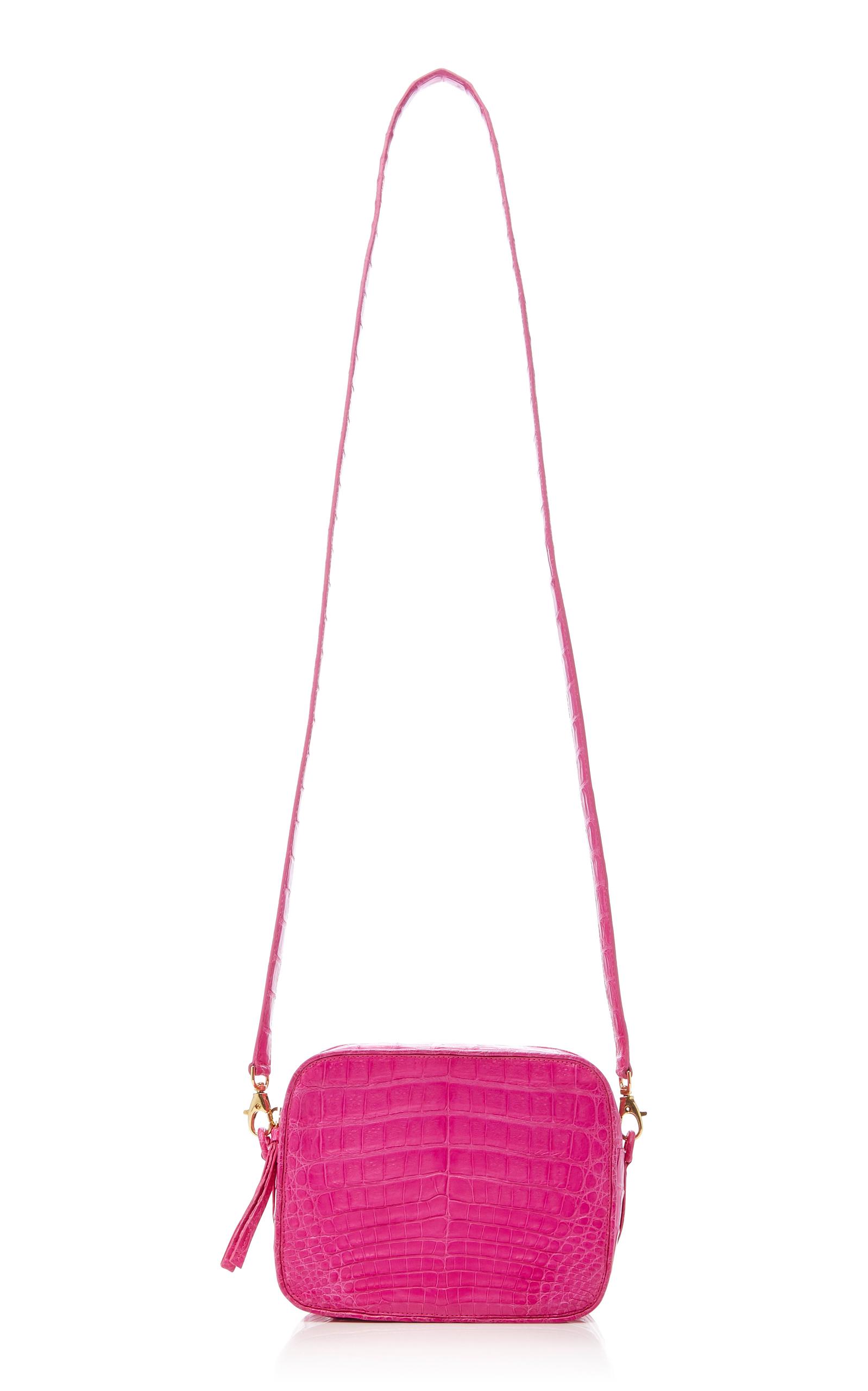 NANCY GONZALEZ Floral Strap Camera Bag | ModeSens