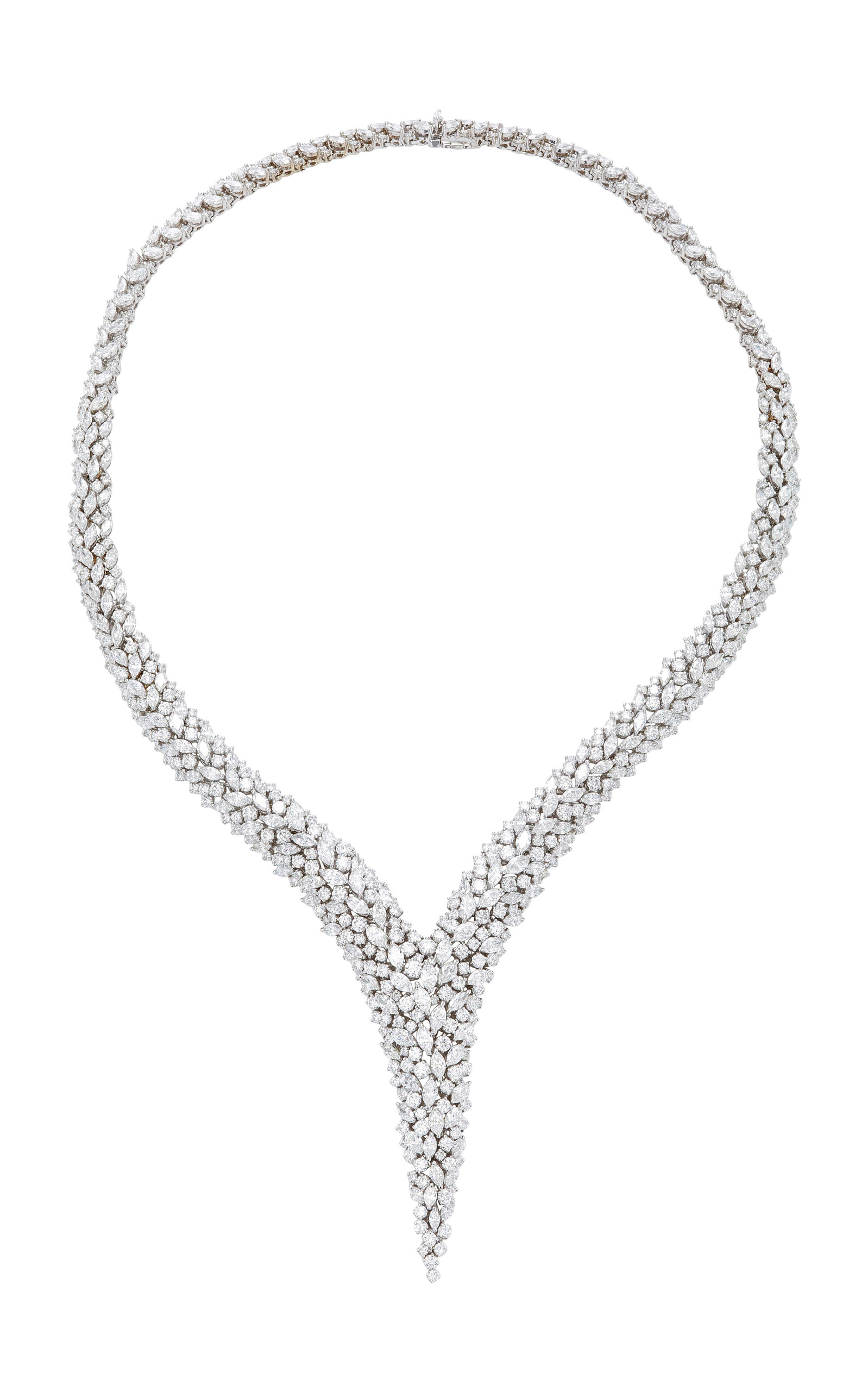 sterling blue of hires effervescence links en and gb london amp diamond necklace cheap silver
