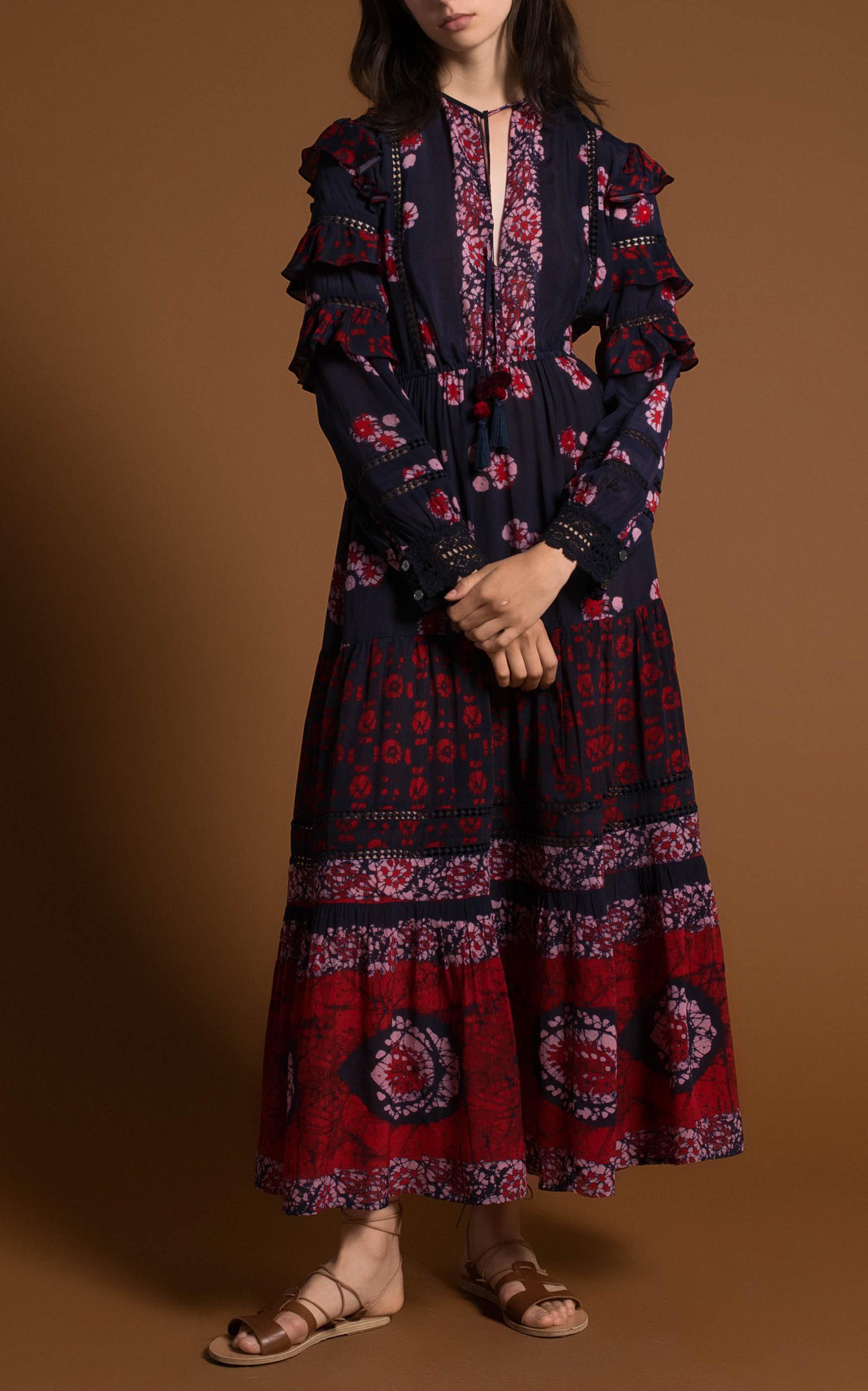 Sea  Malaya Maxi Dress