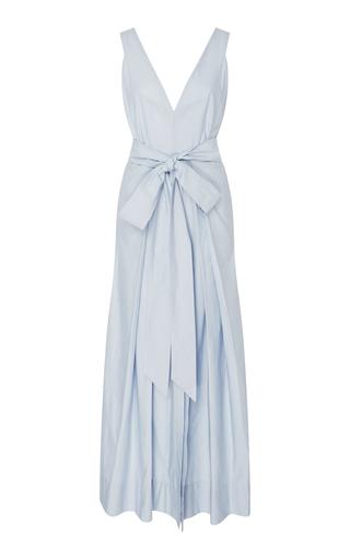 Medium kalita blue poet by the sea pinafore dress