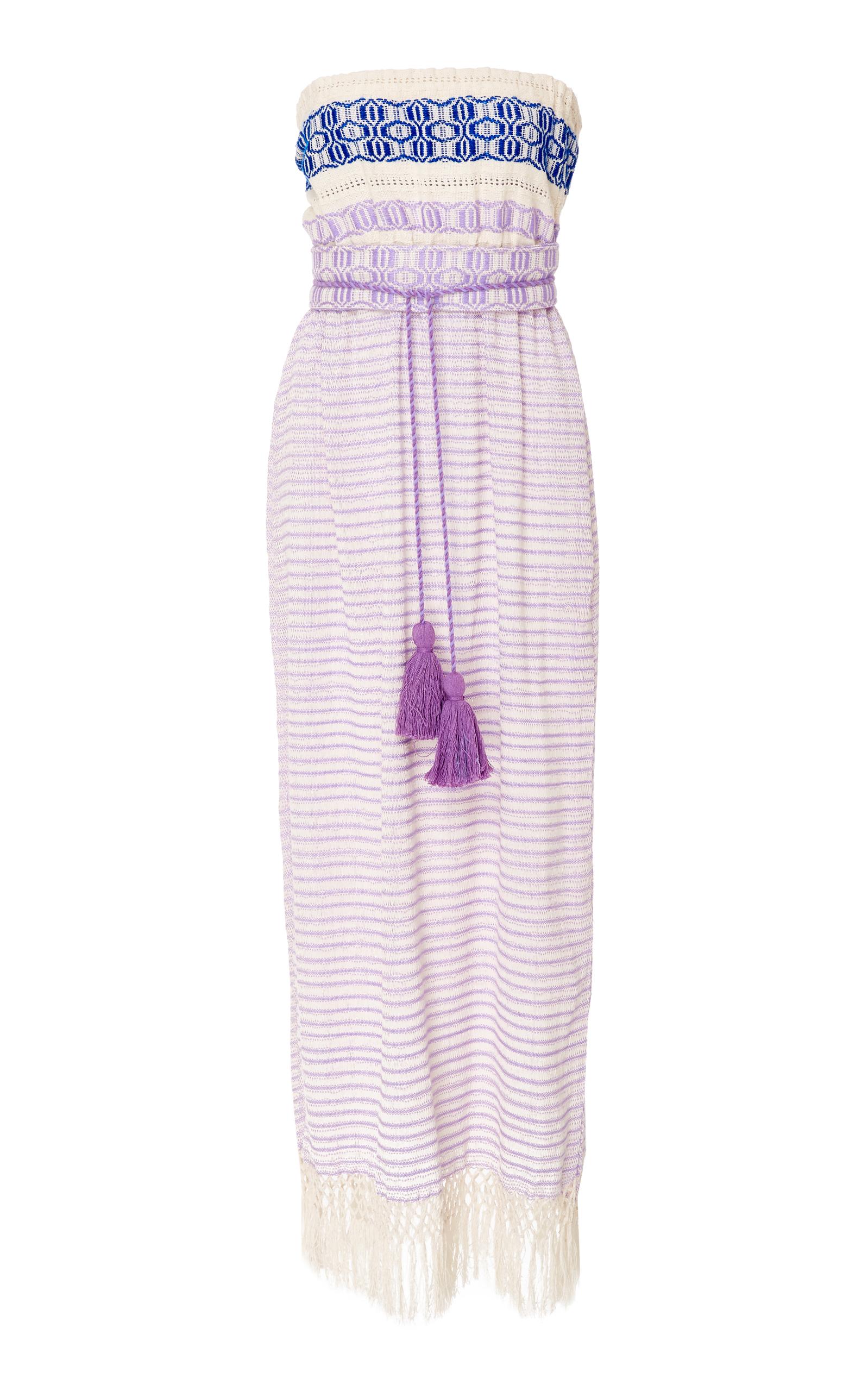 Jaline IRINA STRAPLESS DRESS