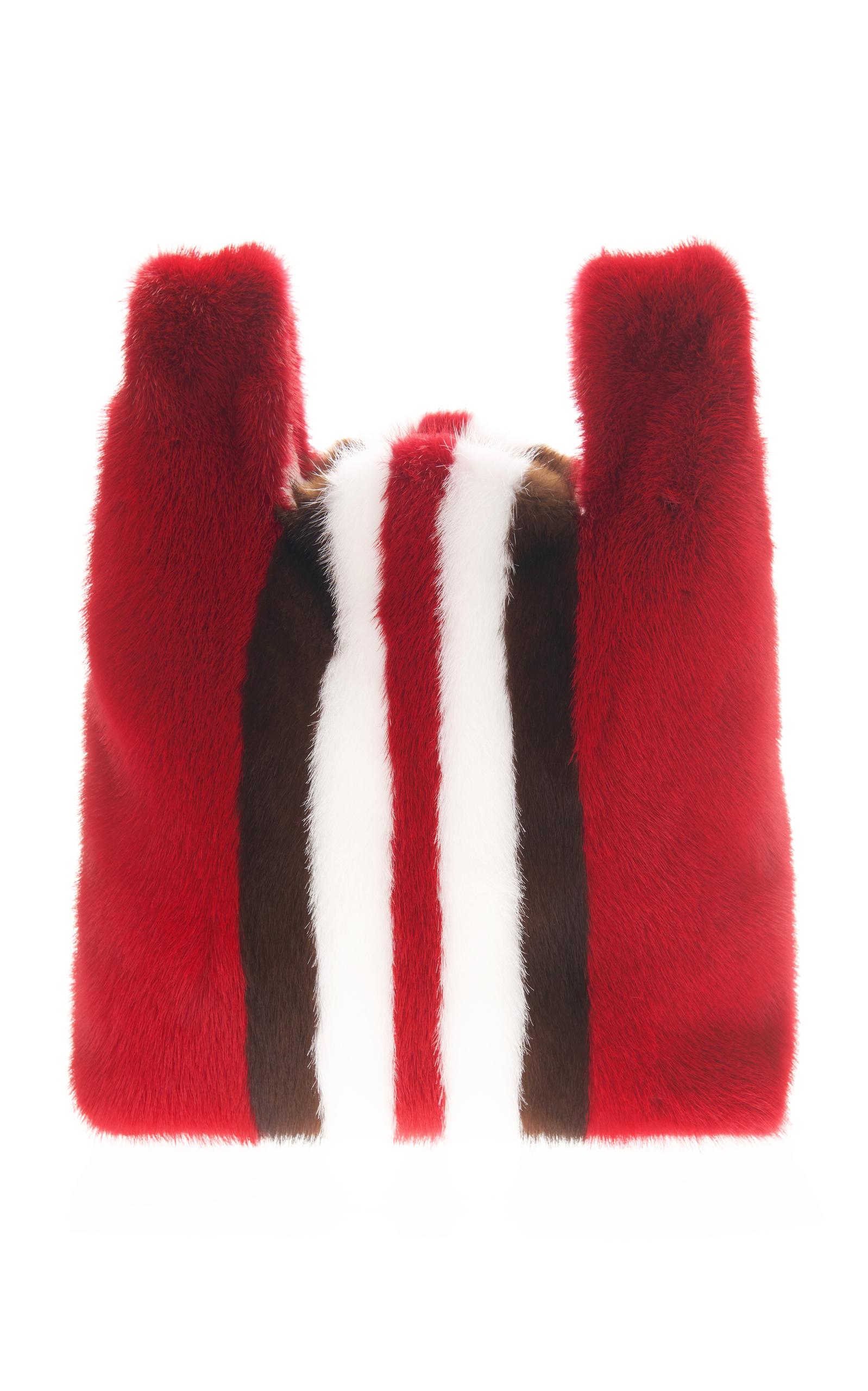 Simonetta Furrissima tote Brand New Unisex For Sale Sale New Styles Cheap Explore RHxYE24m