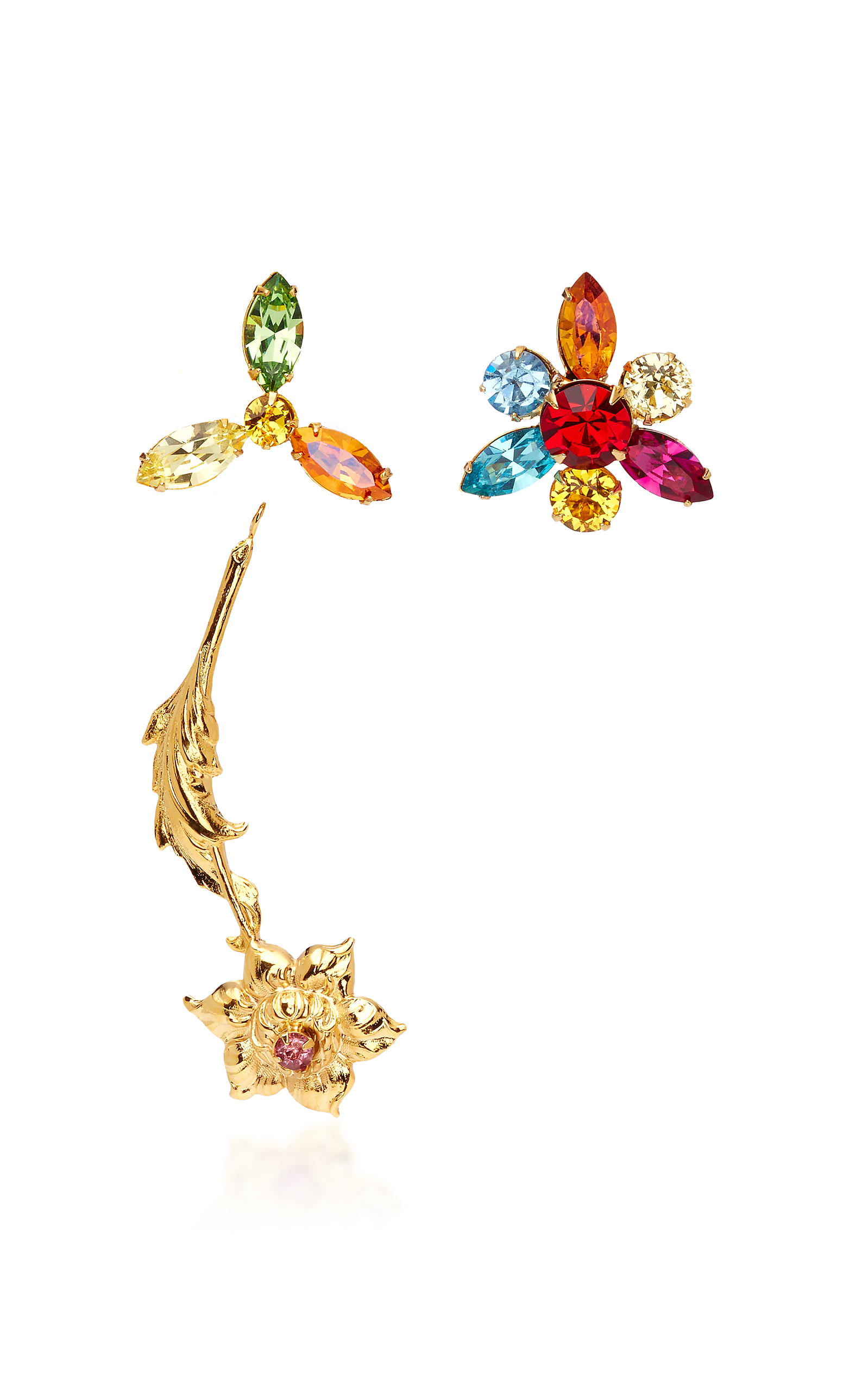 jewelry manfredi drop img collections multicolor estate gemstones jewels gemstone earrings products