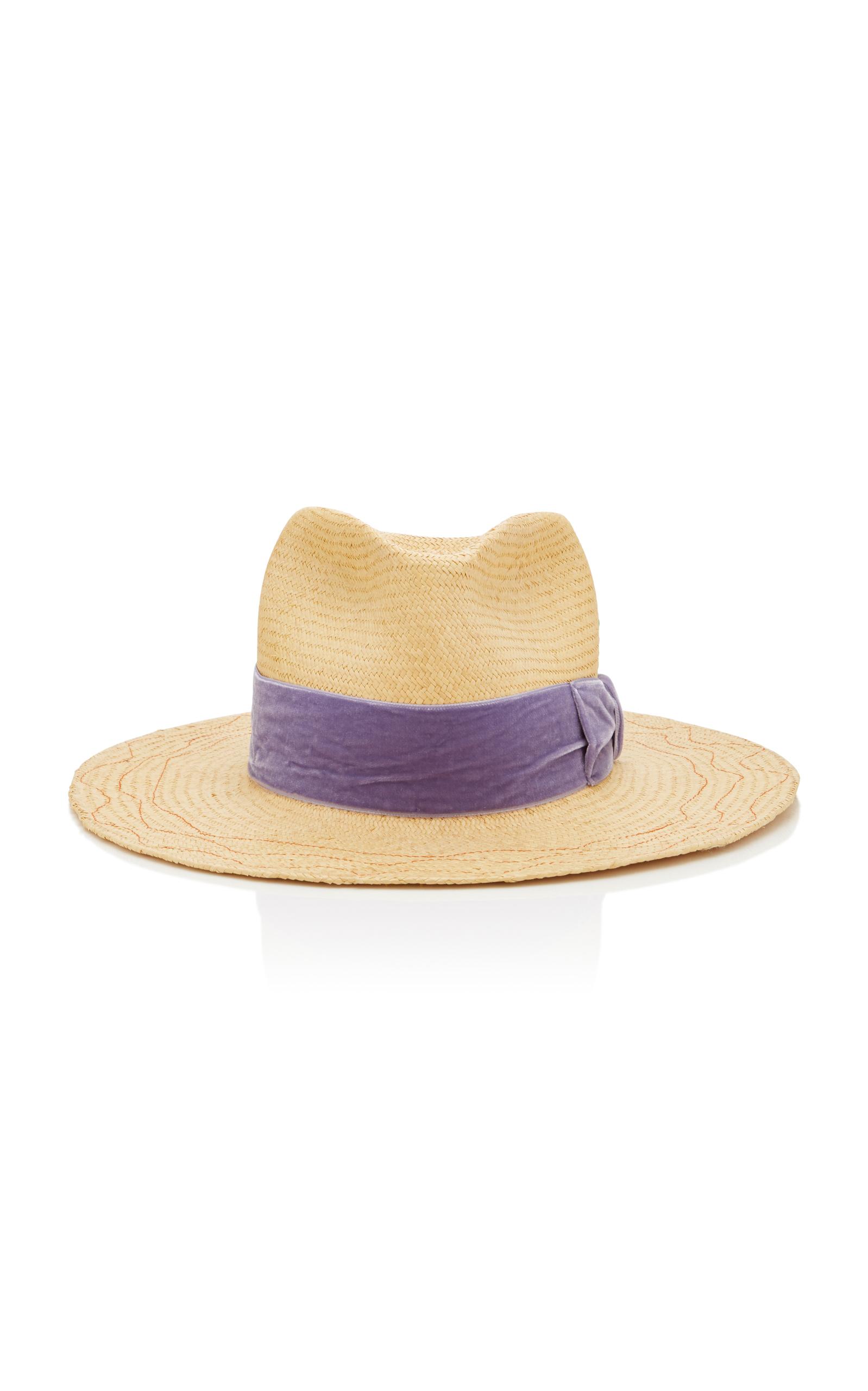 ARIZONA BAHIA STRAW HAT