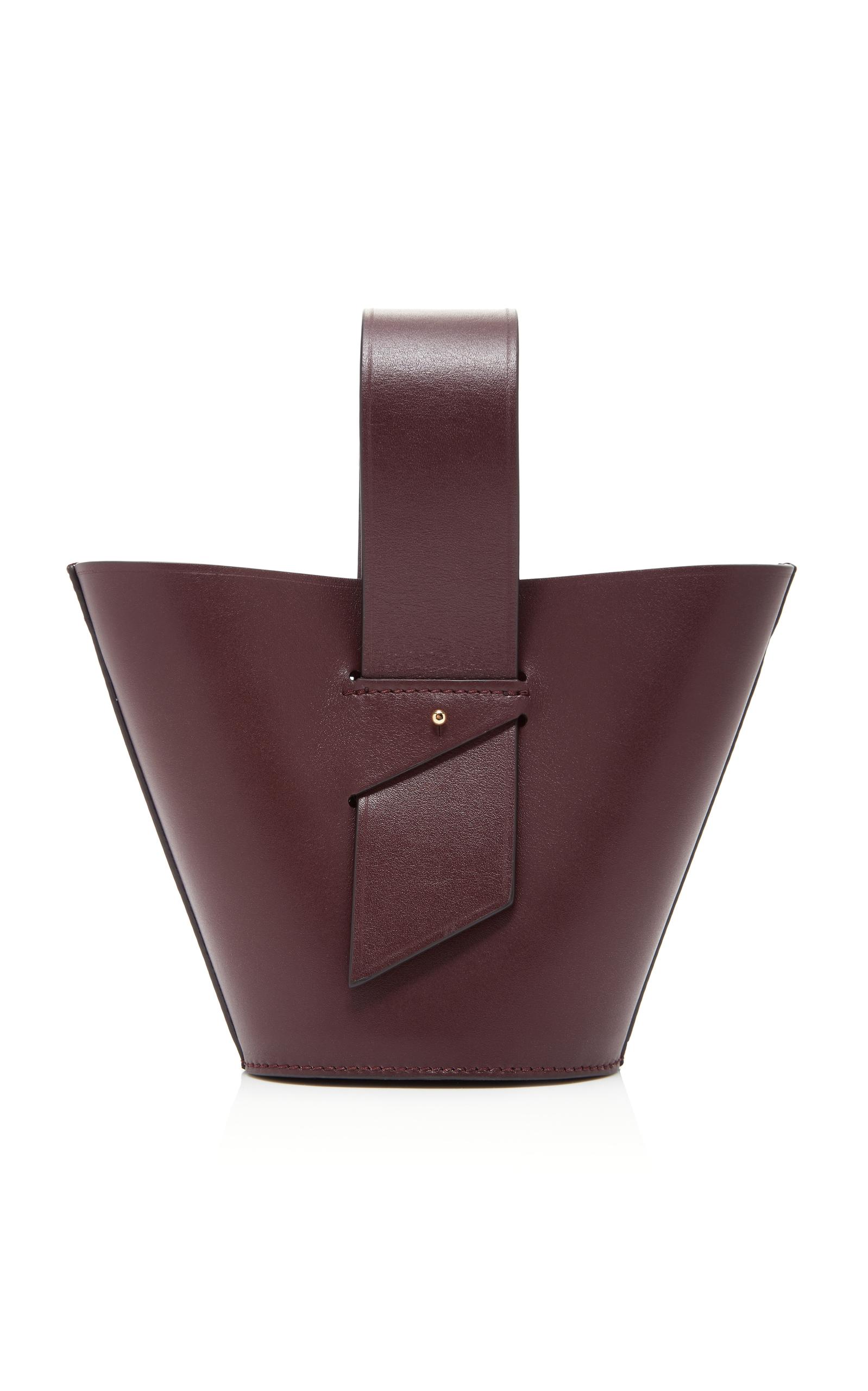 Amphora Leather Top Handle Bag Carolina Santo Domingo 0wHBJBYbKr