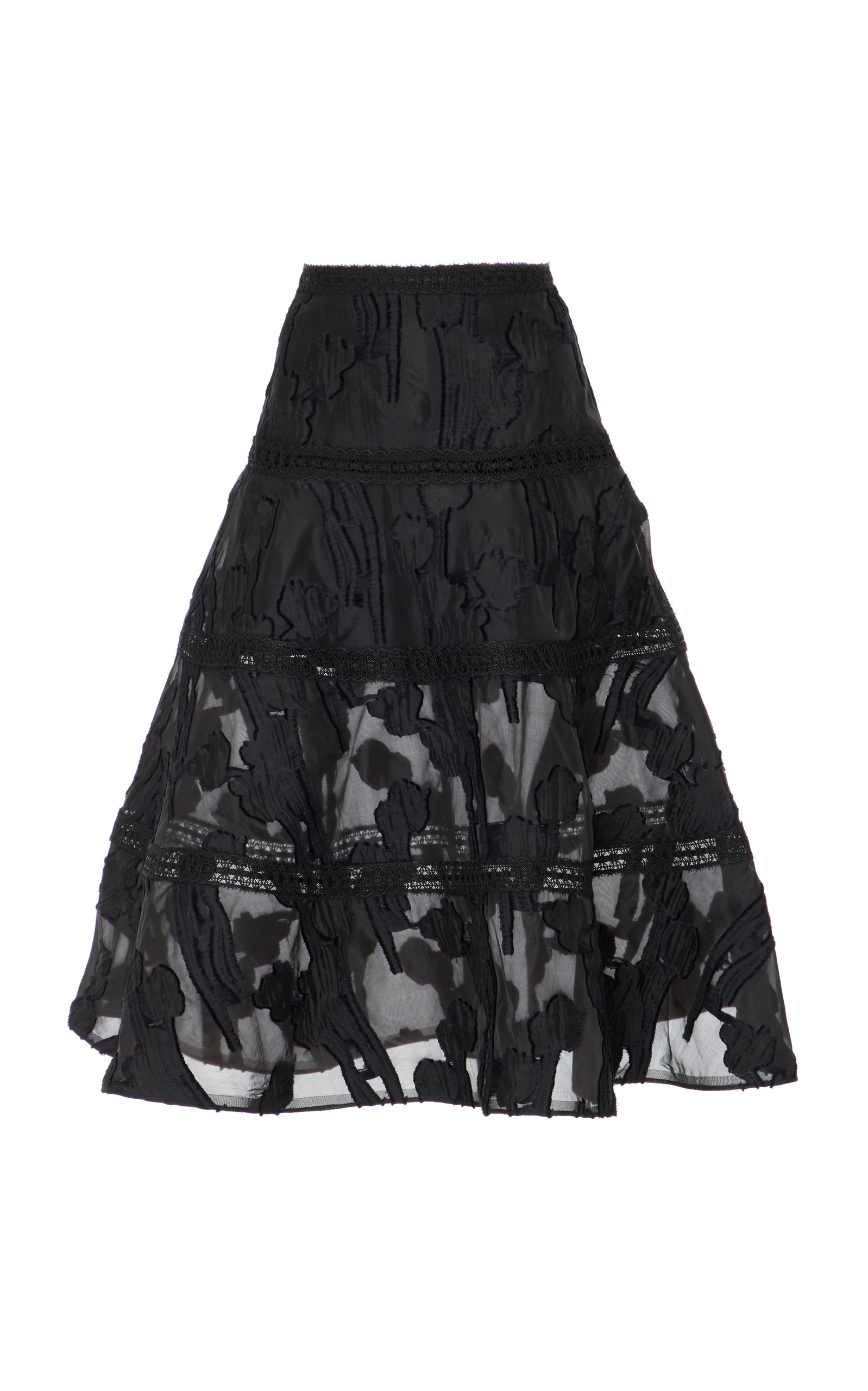MO Exclusive Dayla A Line Midi Skirt Alexis 100% Authentic Cheap Online Buy Online Outlet Cheap Sale Visit New Cheap Sale Online gCo3Im