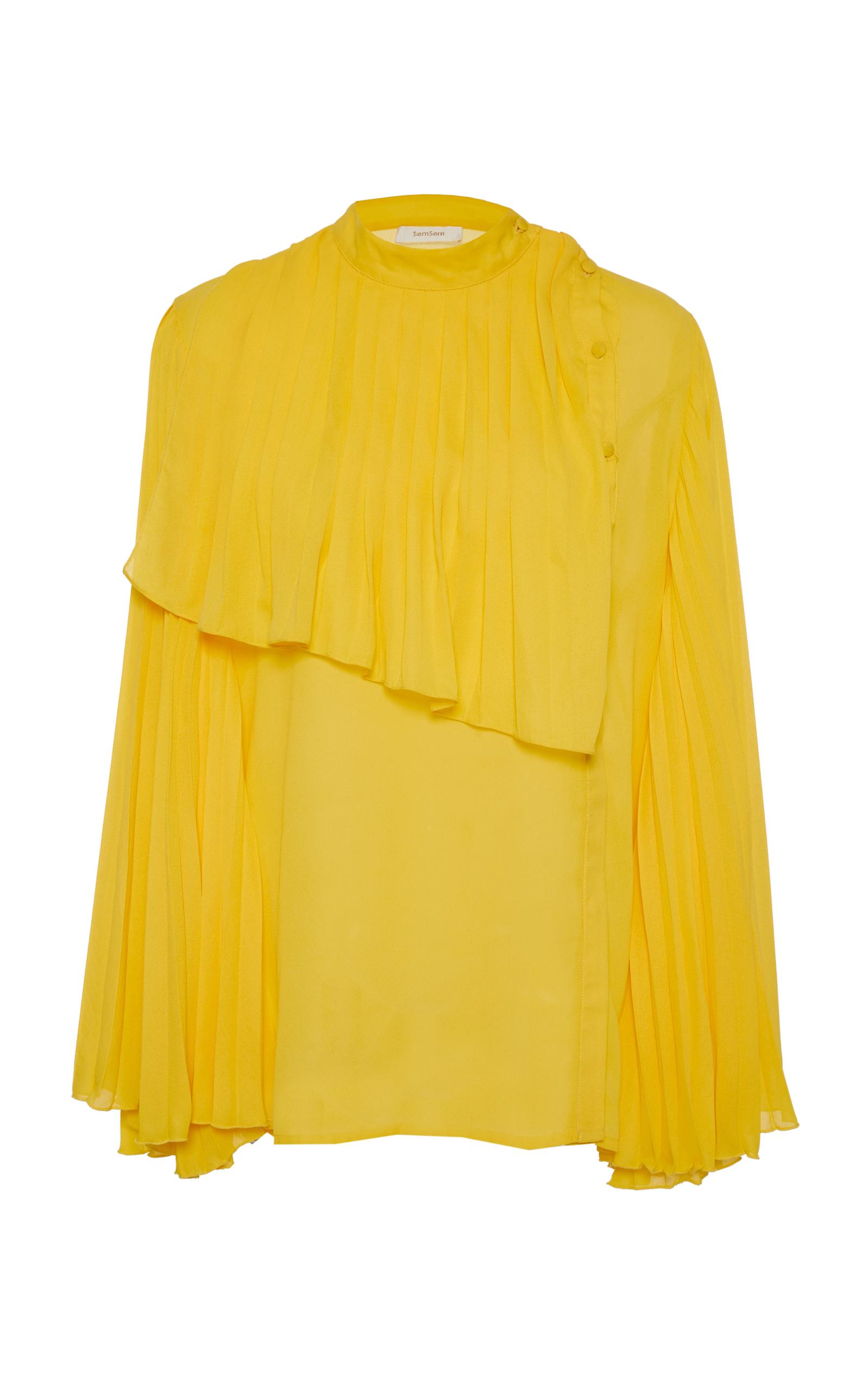 Tamiya Plisse SemsemModa Operandi Shirt By 1TK3lJFc