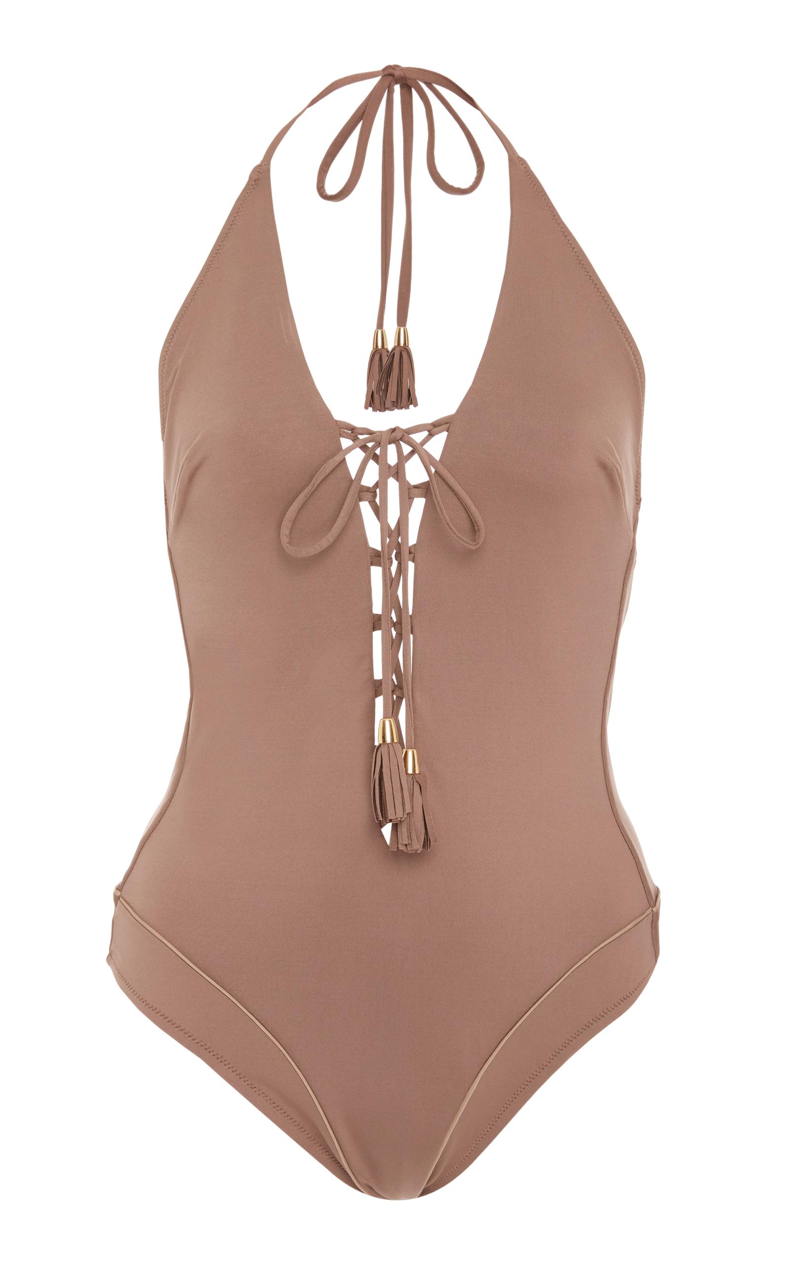 ed725454046705 Siouxsie One-Piece Swimsuit by Paolita | Moda Operandi