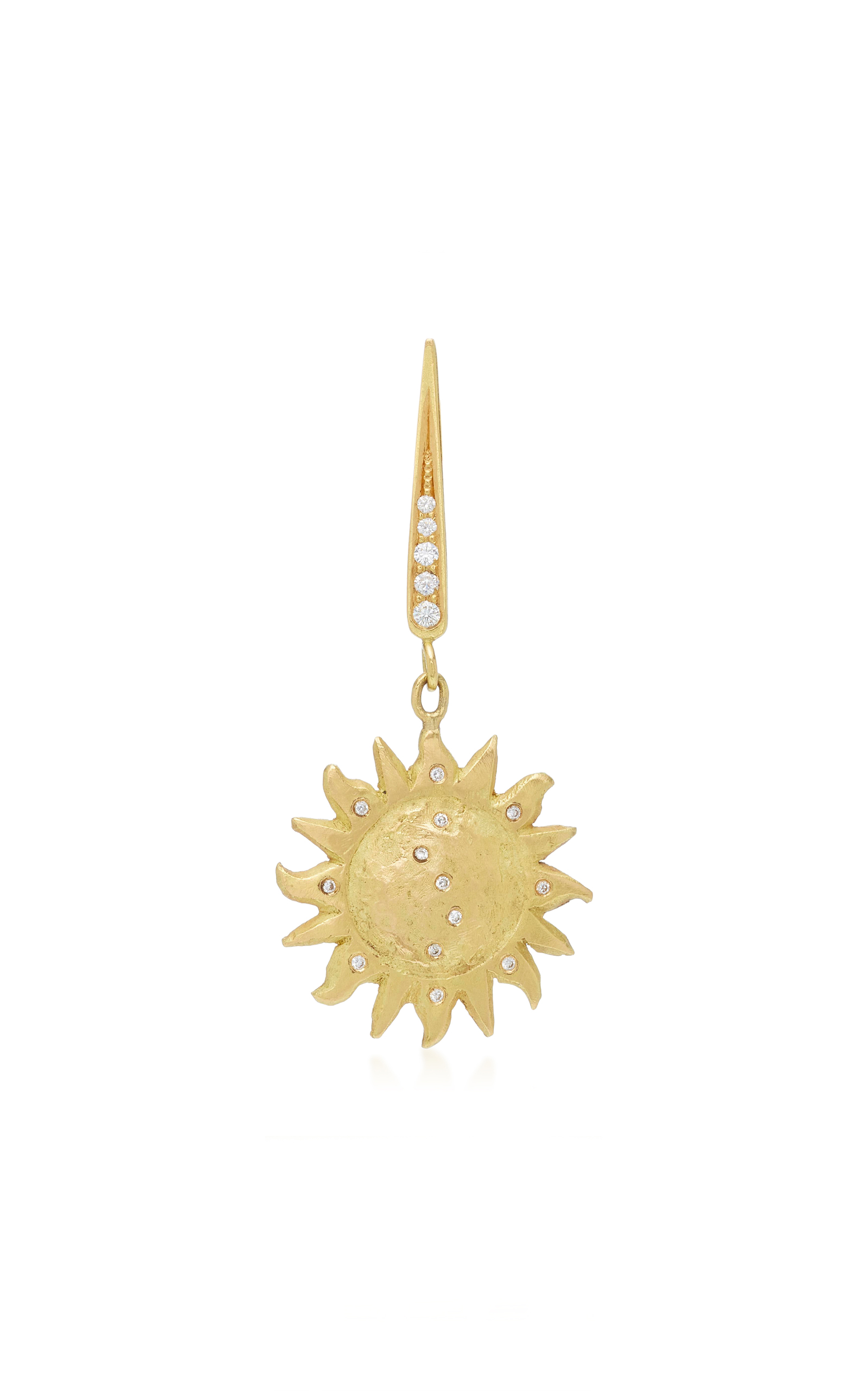 Orit Elhanati Small Sun Earring bdUSs