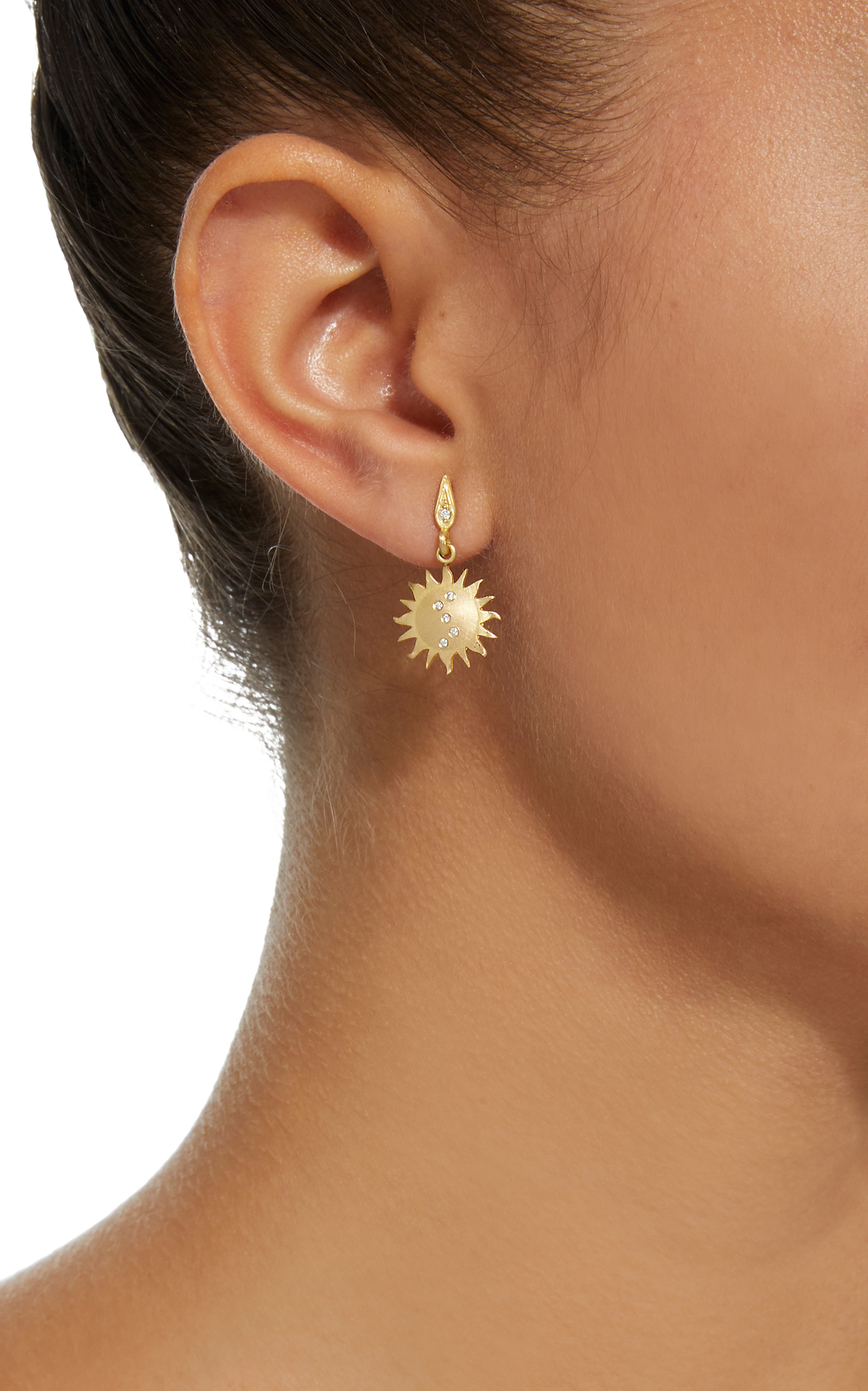 gold operandi large earring earrings kova loading by single moda jade