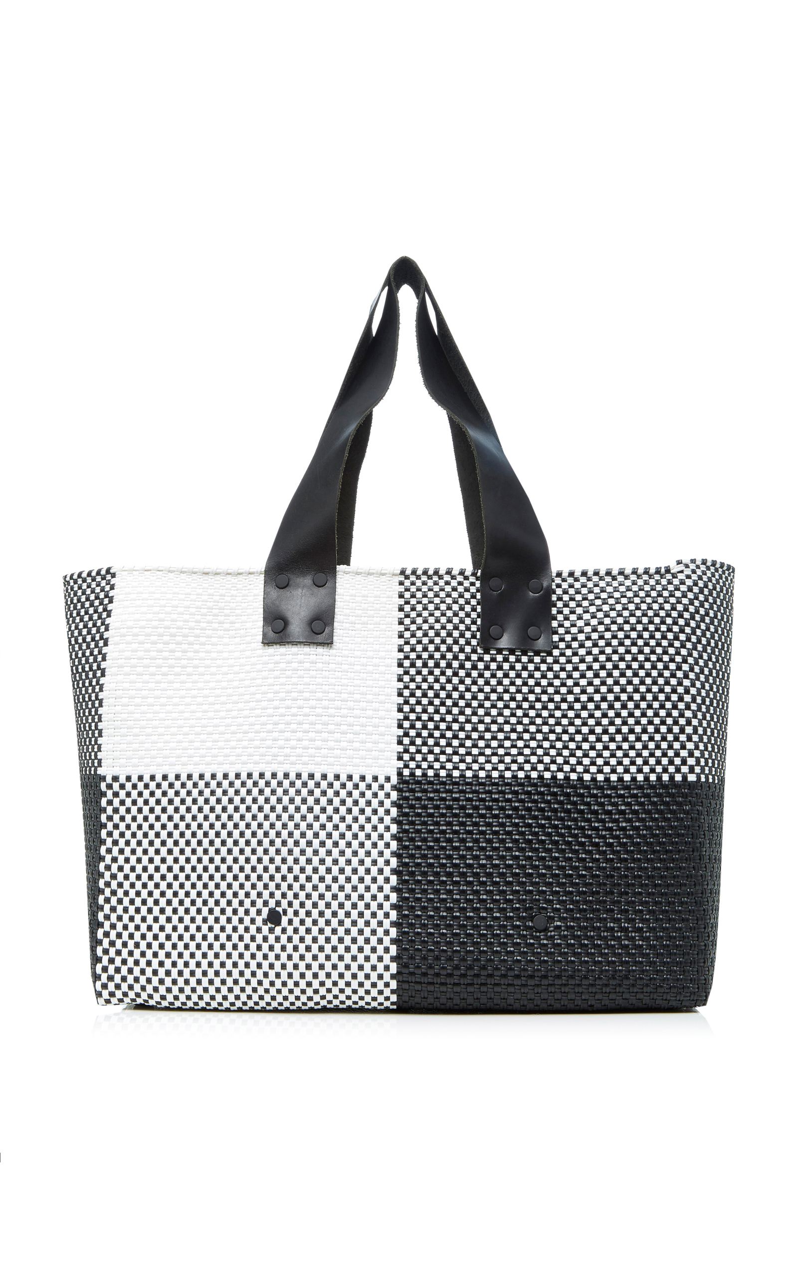 Folded Tote With Leather Handles Truss jRxCN7