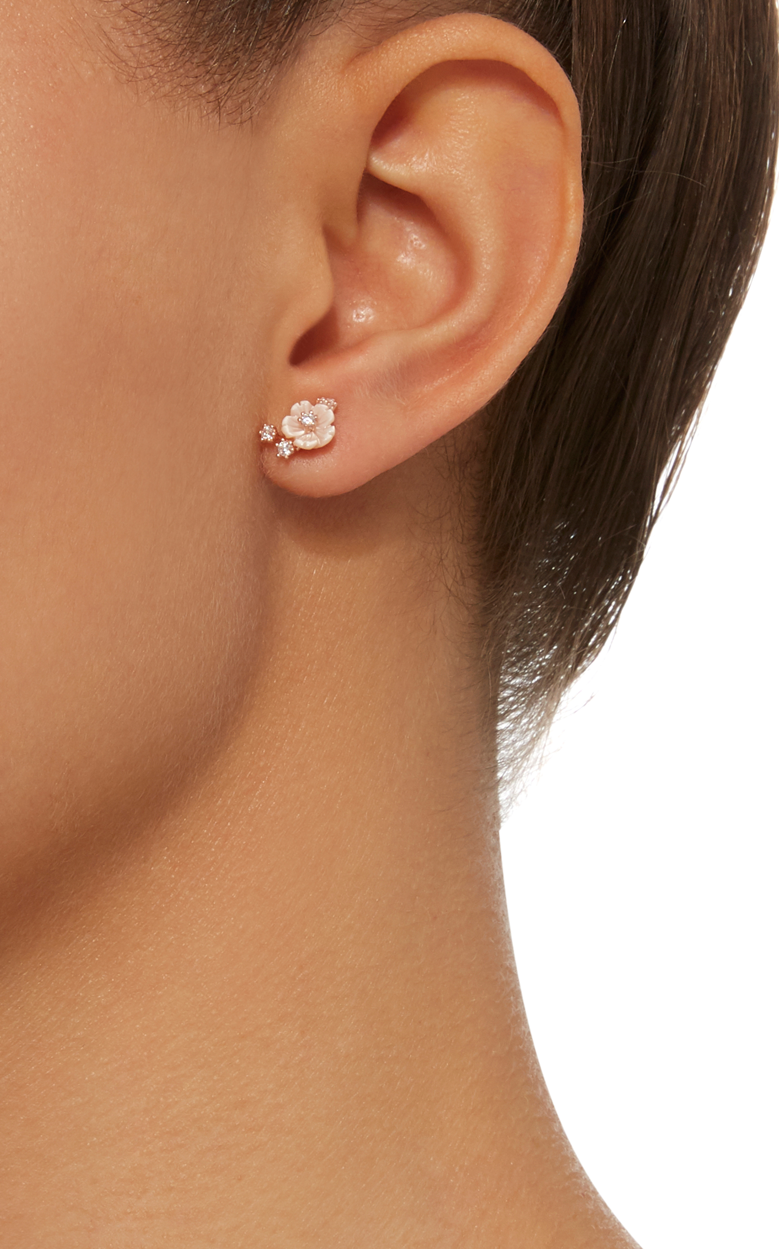 indigo chain il statement climbers p fullxfull mismatched double leather jackets piercing pink earrings ear